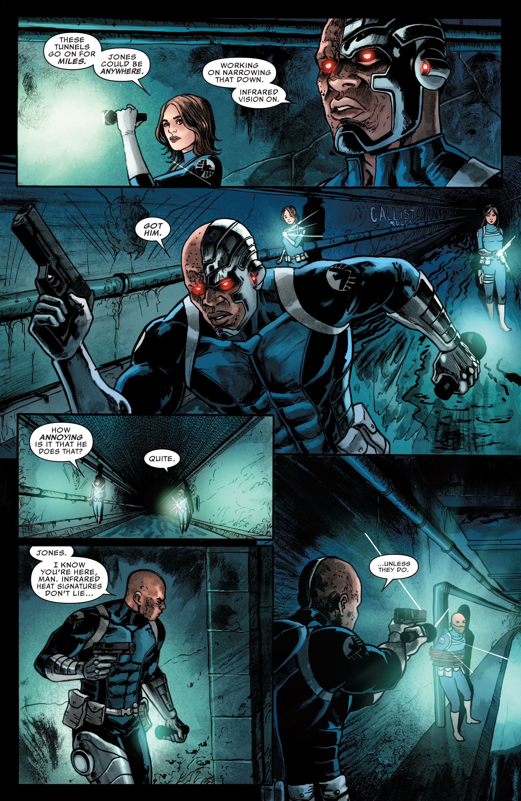 Read online Agents of S.H.I.E.L.D. comic -  Issue #3 - 14