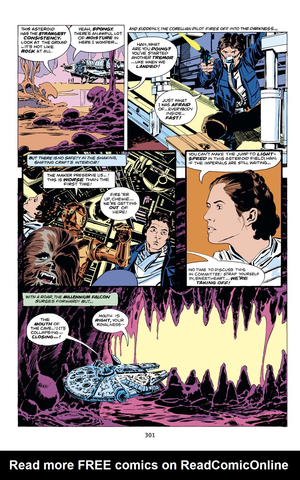 Read online Star Wars Omnibus comic -  Issue # Vol. 14 - 299