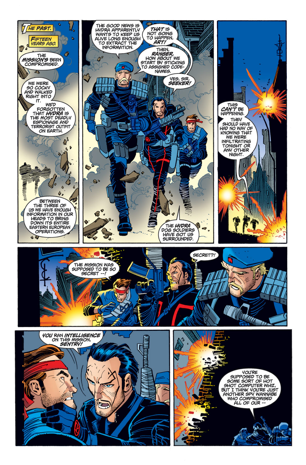 The Amazing Spider-Man (1999) 23 Page 3