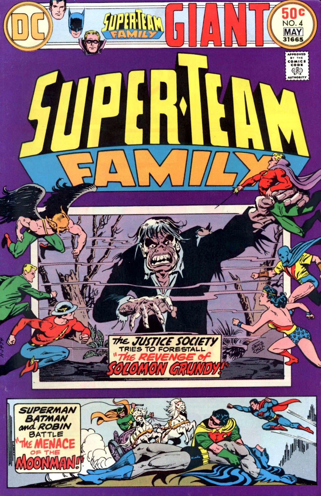 Super-Team Family issue 4 - Page 1
