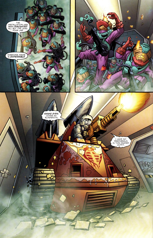 Read online G.I. Joe: Snake Eyes comic -  Issue #8 - 7