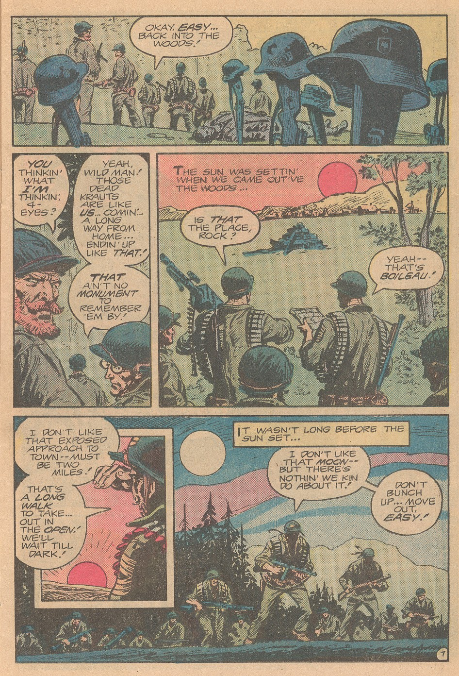 Sgt. Rock issue 363 - Page 8