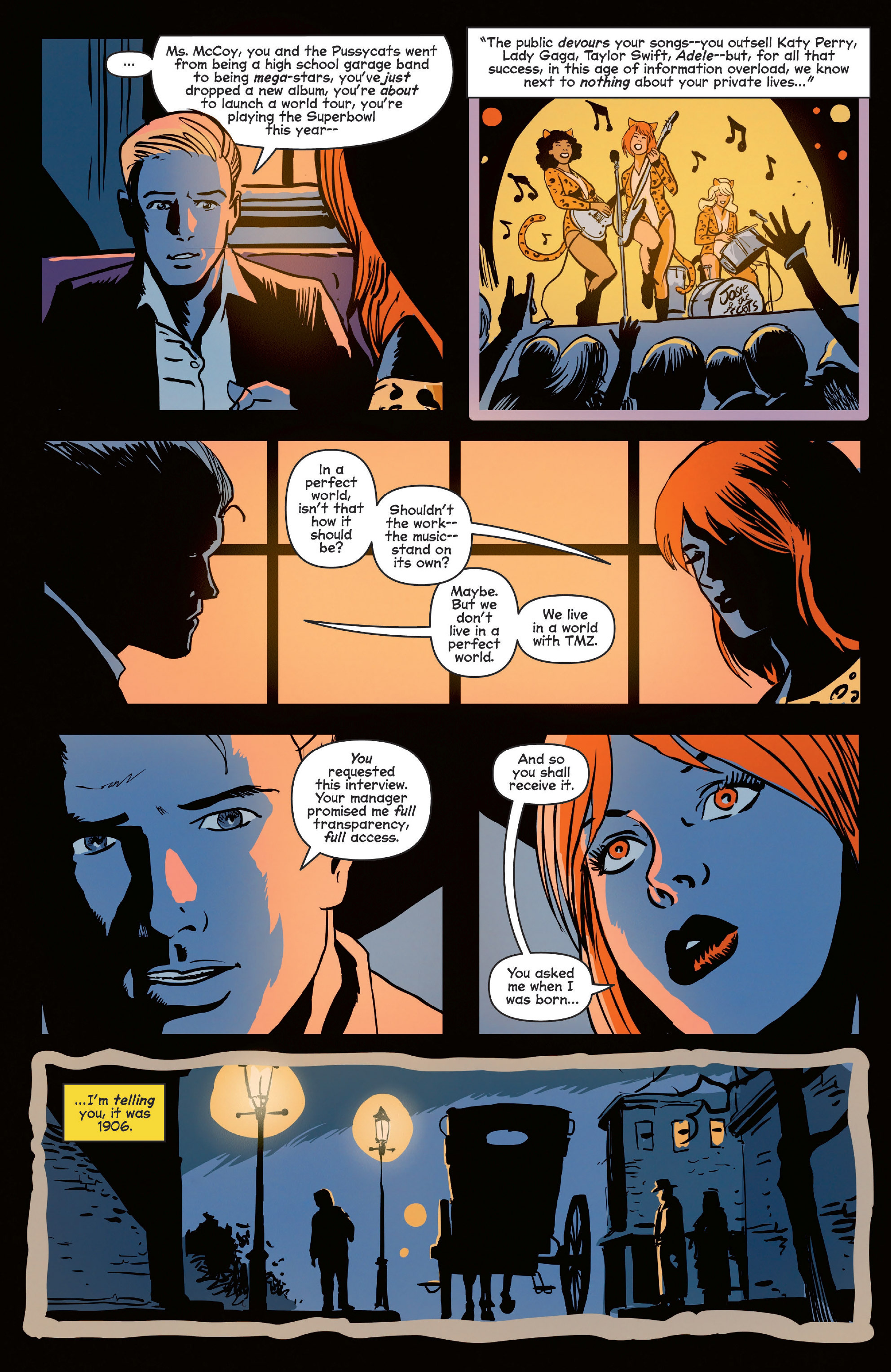 Read online Afterlife with Archie comic -  Issue #10 - 5