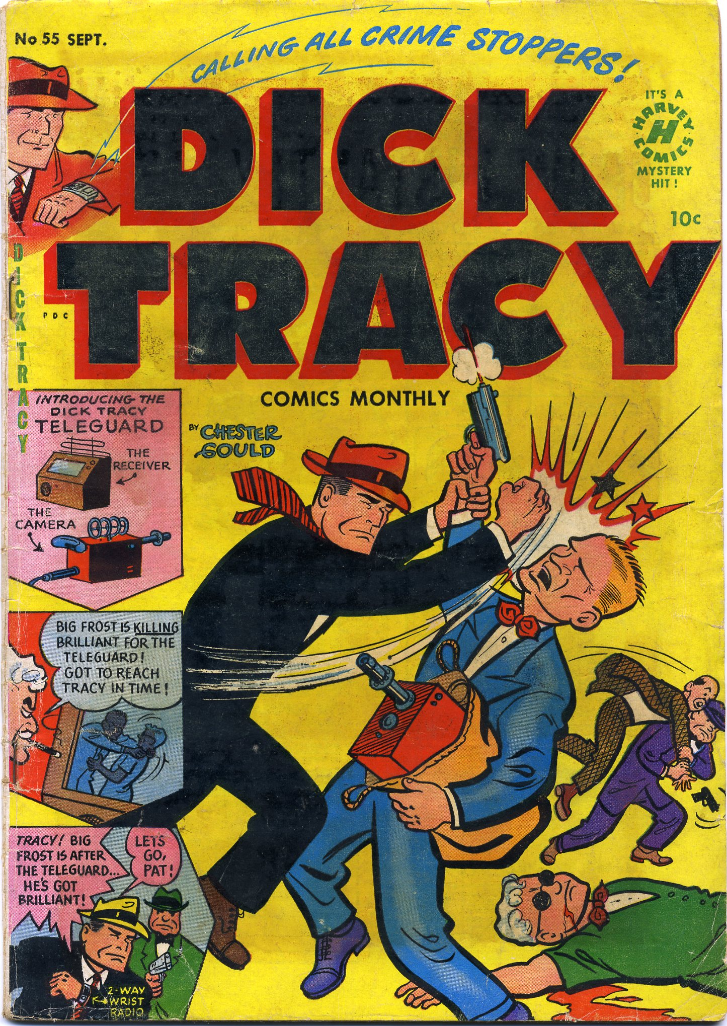 Dick Tracy (1950) 55 Page 1