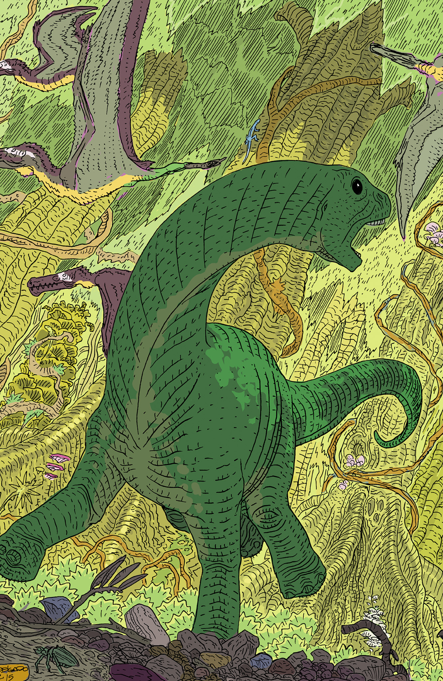 Read online Age of Reptiles: Ancient Egyptians comic -  Issue #2 - 29