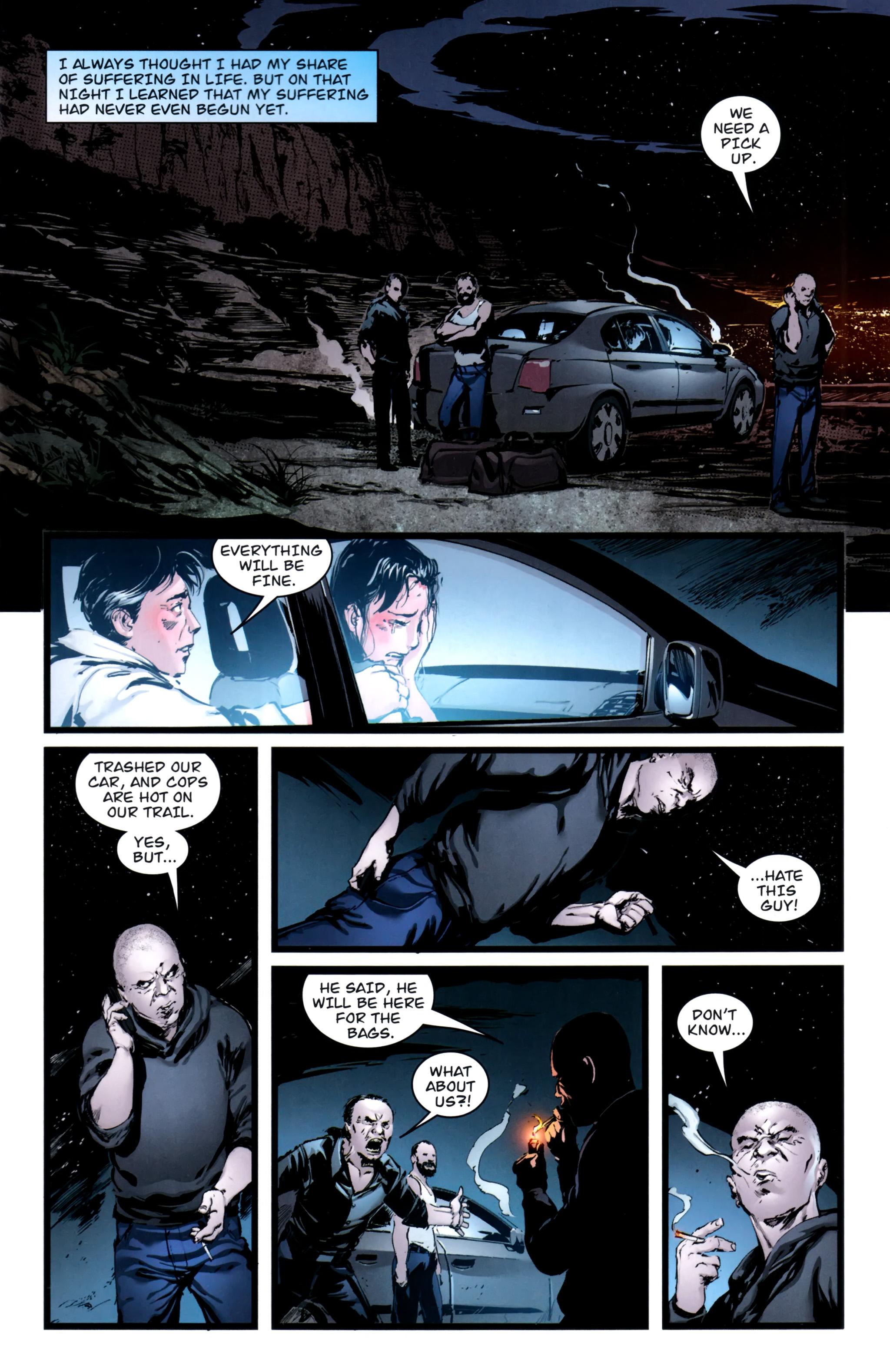 Read online Astria comic -  Issue #1 - 9