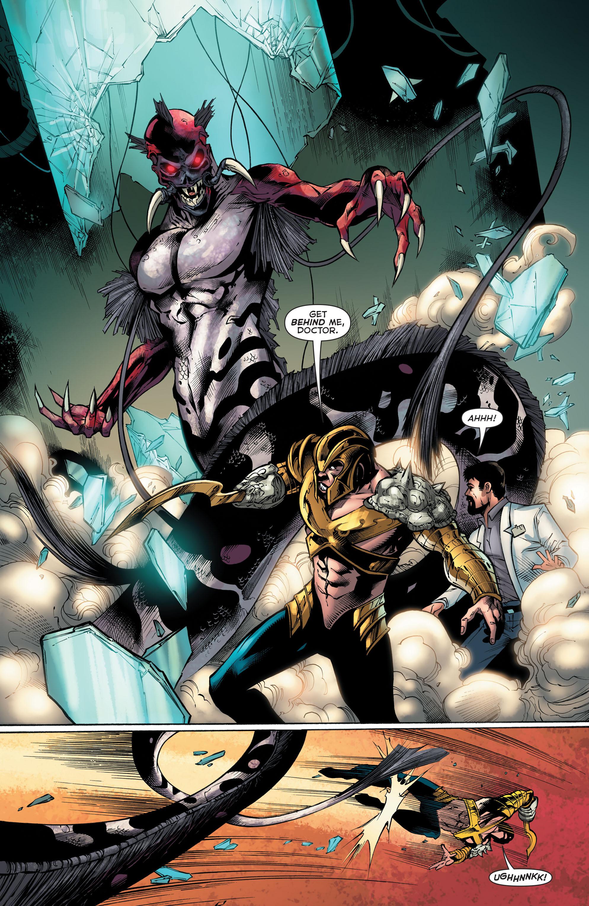 Read online Aquaman (2011) comic -  Issue #51 - 21
