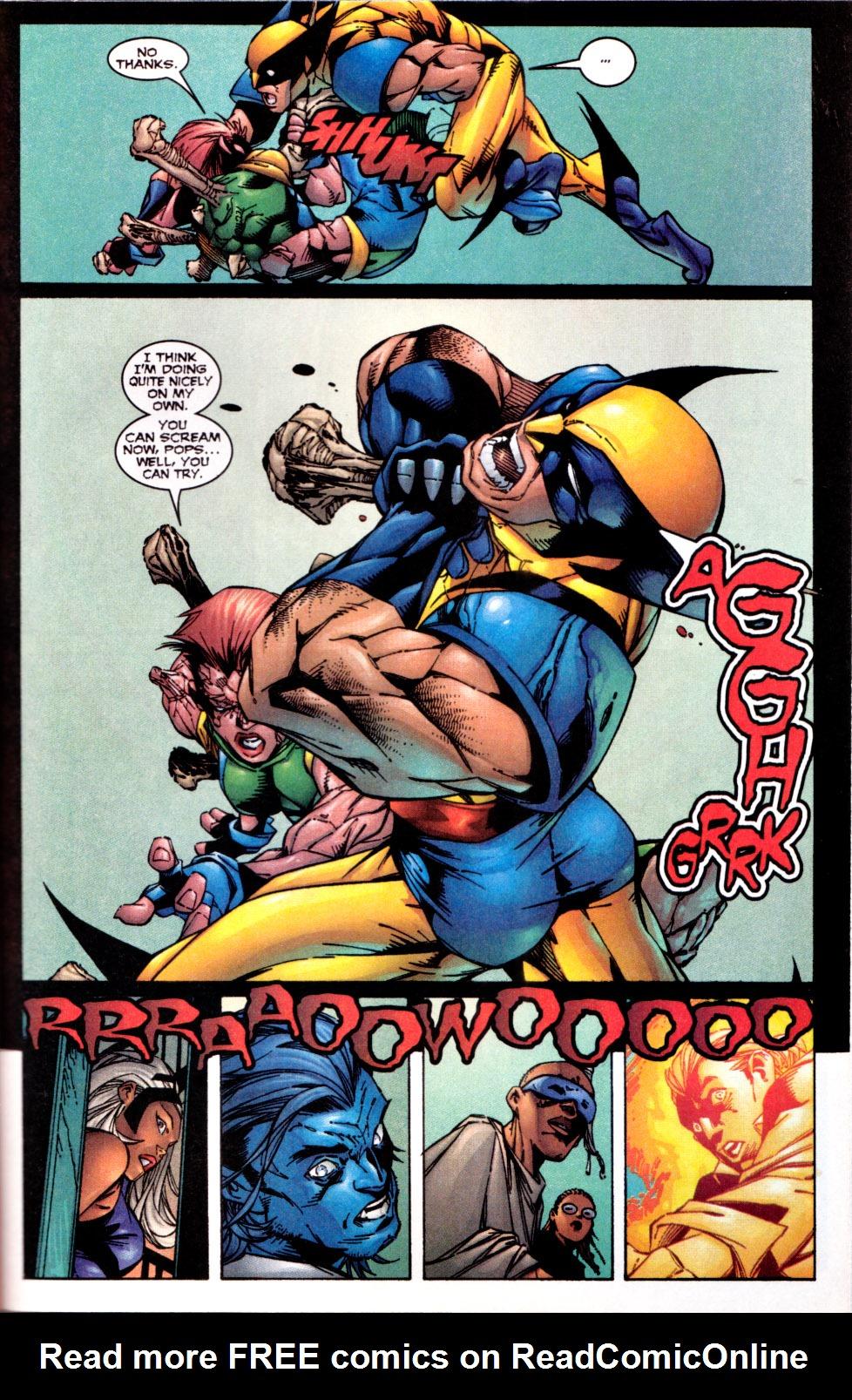 X-Men (1991) 72 Page 18