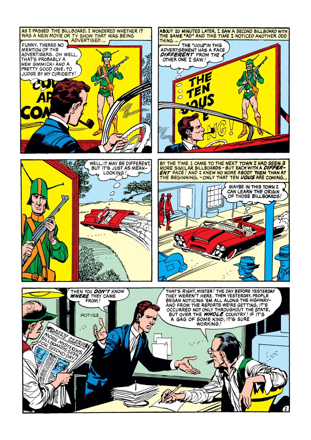 Tales to Astonish (1959) issue 1 - Page 23
