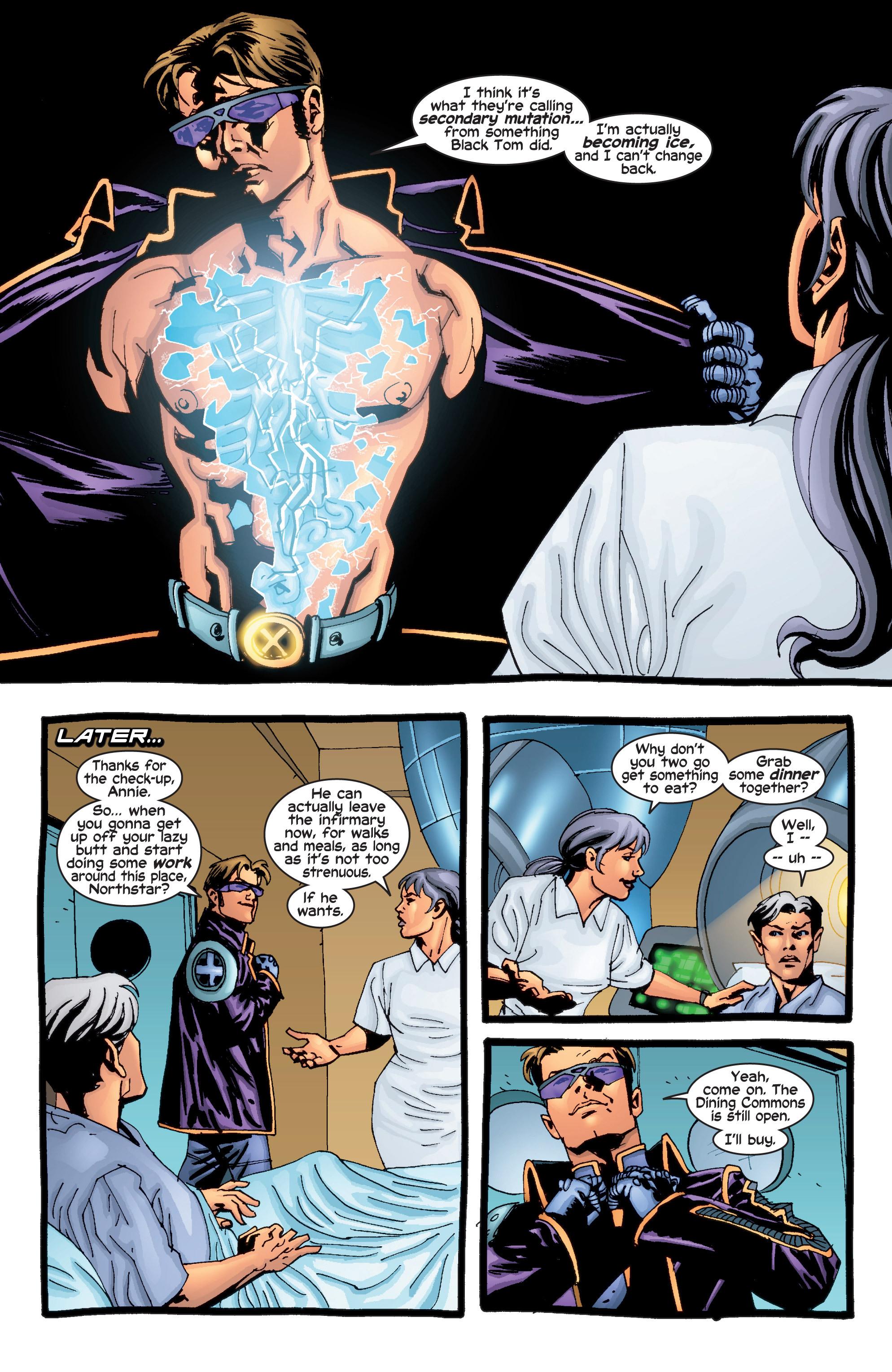 Read online Uncanny X-Men (1963) comic -  Issue #415 - 13