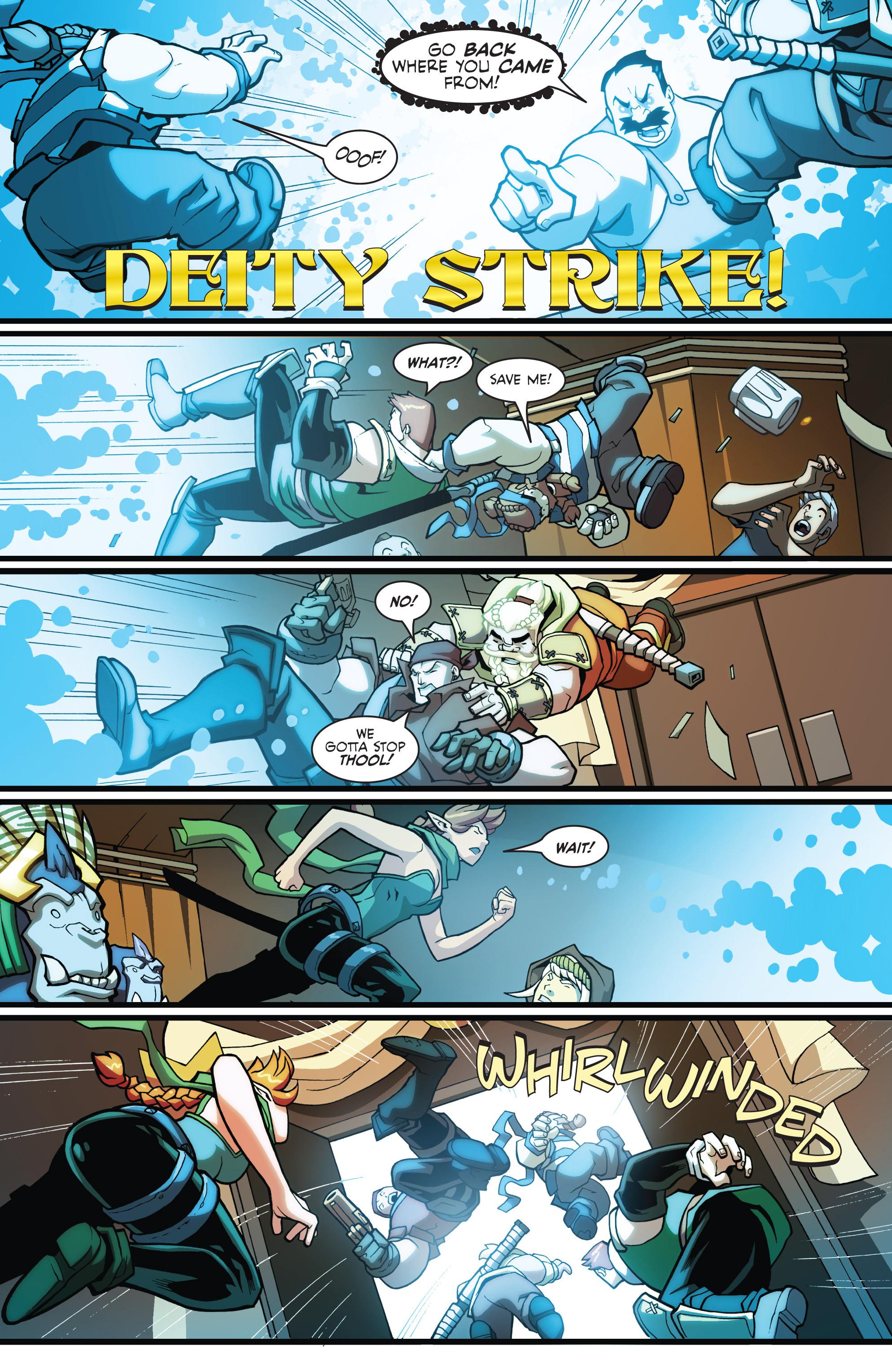 Read online Skullkickers comic -  Issue #23 - 19