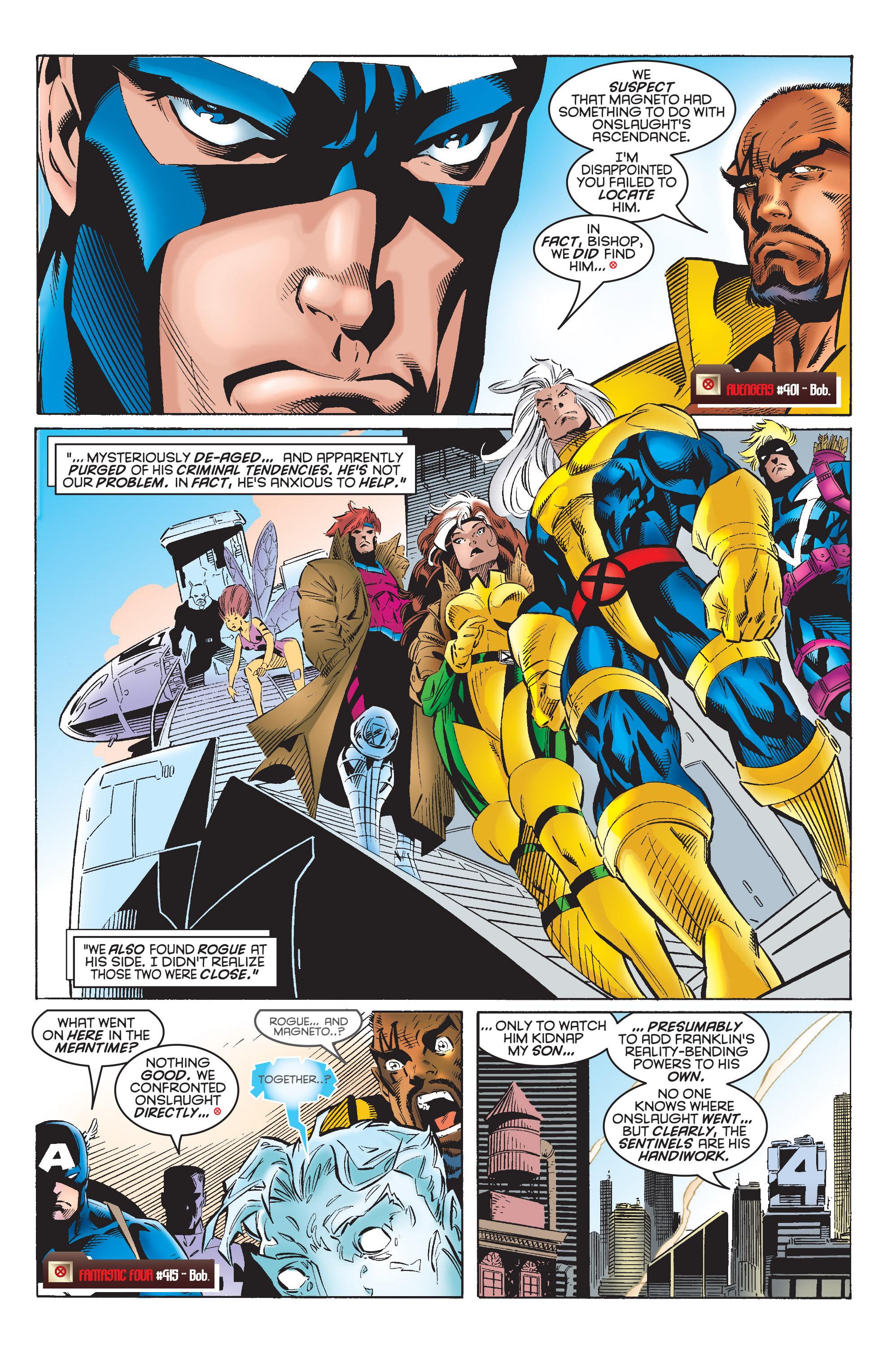 X-Men (1991) 55 Page 5