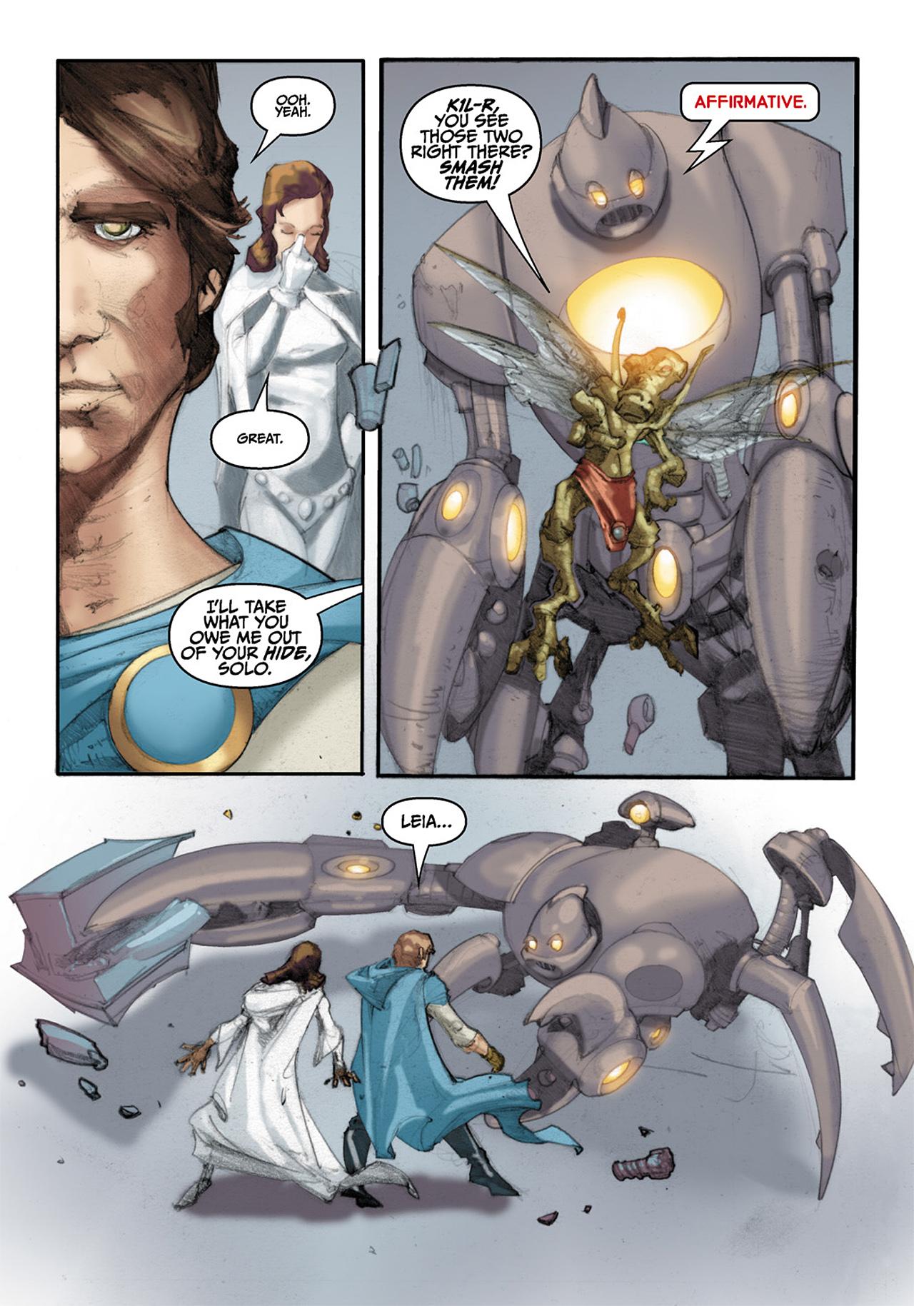 Read online Star Wars Omnibus comic -  Issue # Vol. 33 - 100