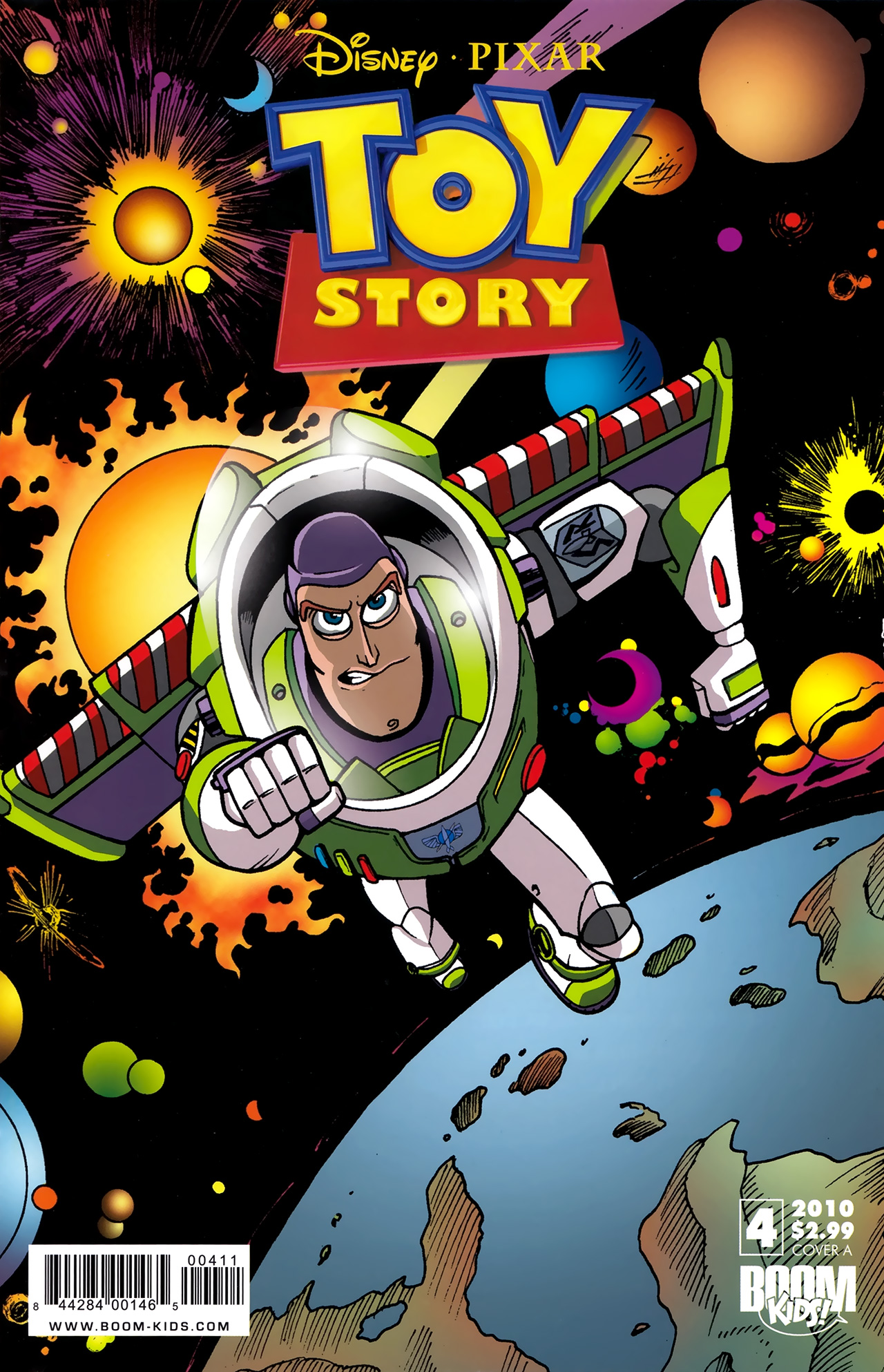 Read online Toy Story (2009) comic -  Issue #4 - 1