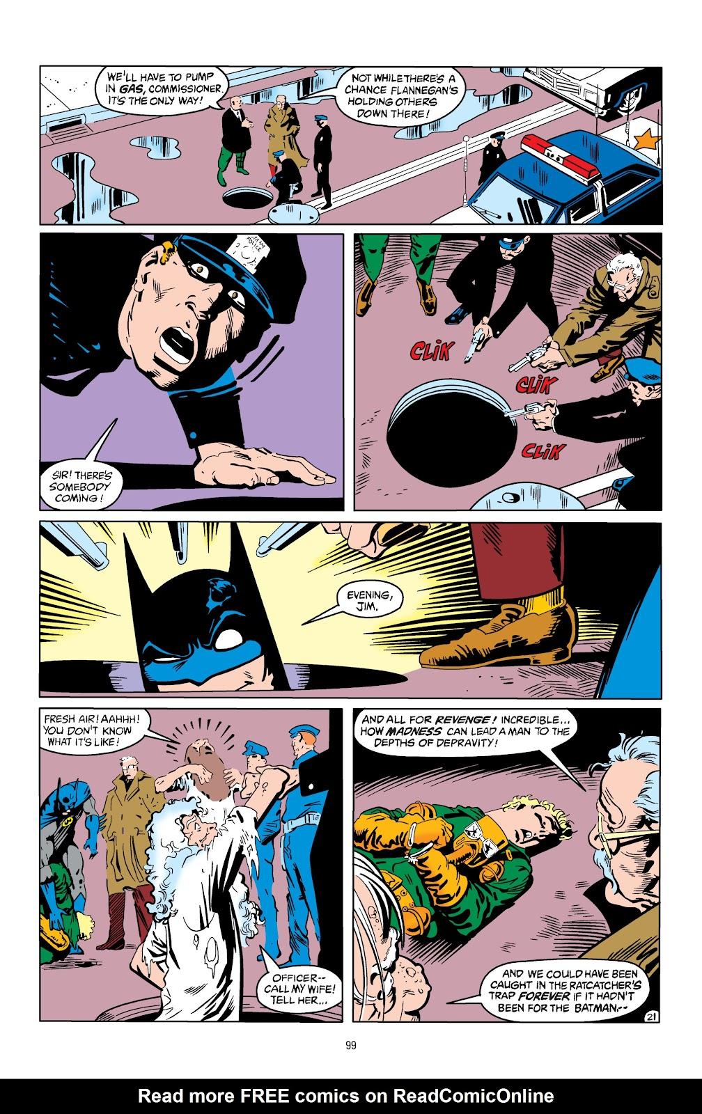 Read online Detective Comics (1937) comic -  Issue # _TPB Batman - The Dark Knight Detective 2 (Part 2) - 1