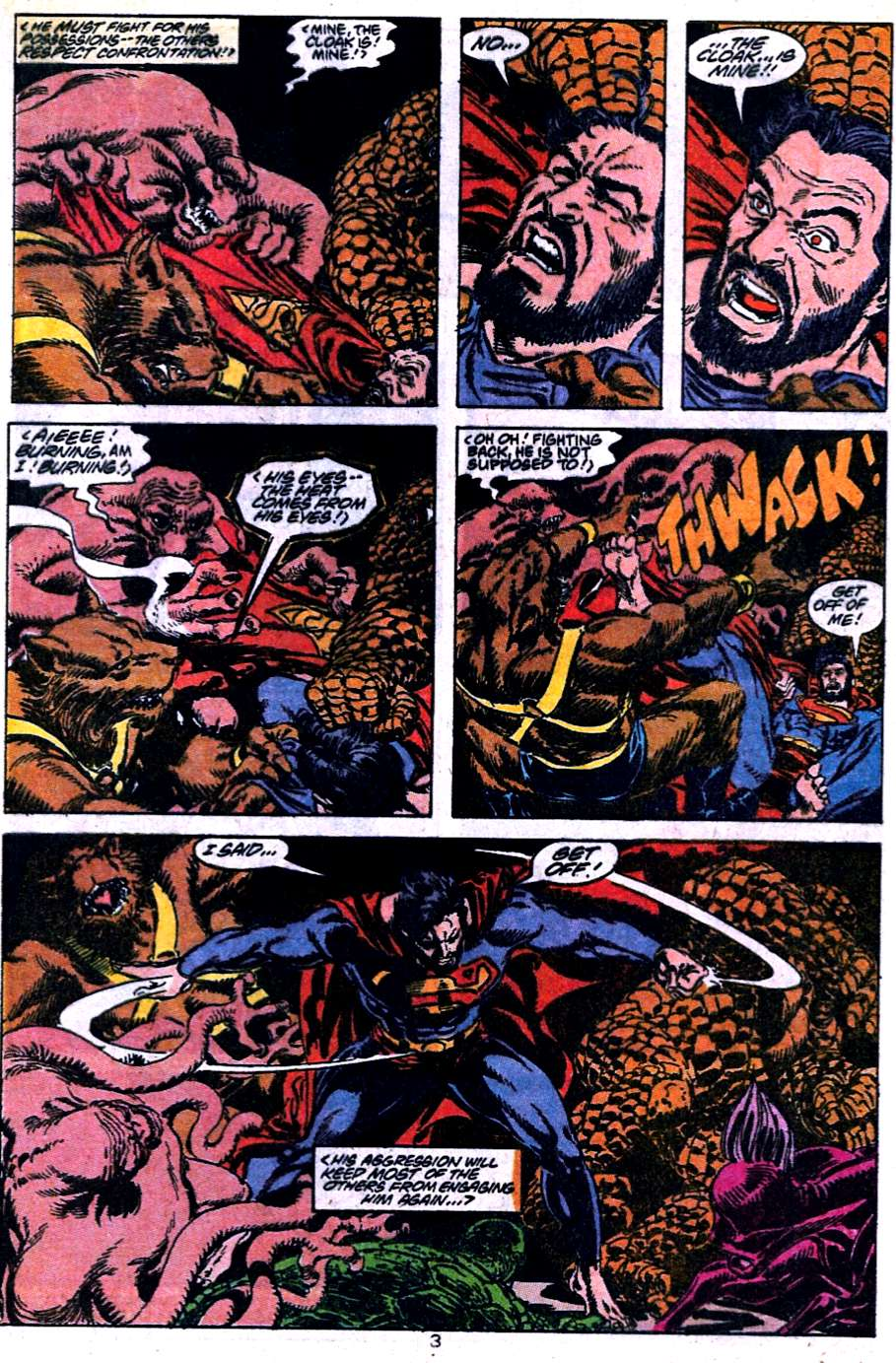 Read online Adventures of Superman (1987) comic -  Issue #454 - 4