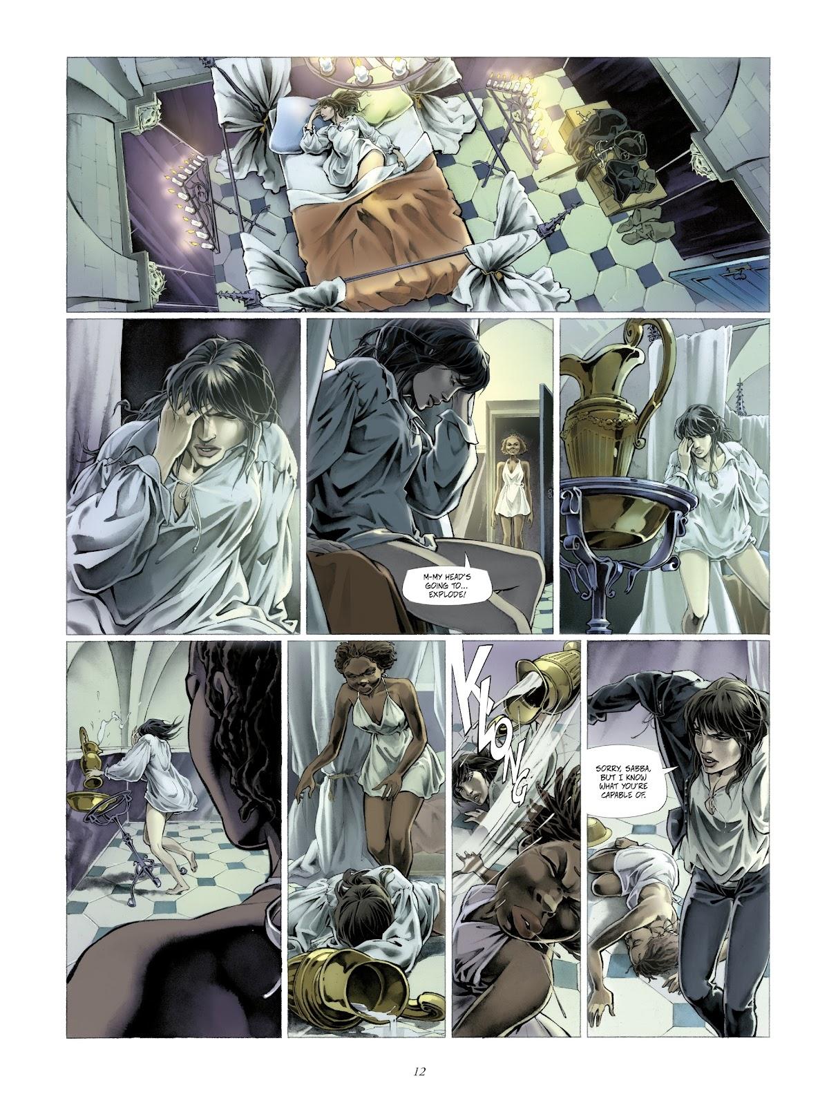 Read online Arthus Trivium comic -  Issue #4 - 14