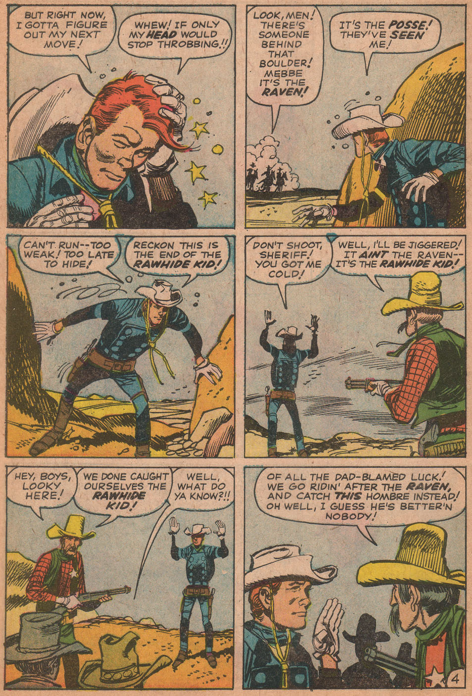 The Rawhide Kid (1955) issue 35 - Page 6