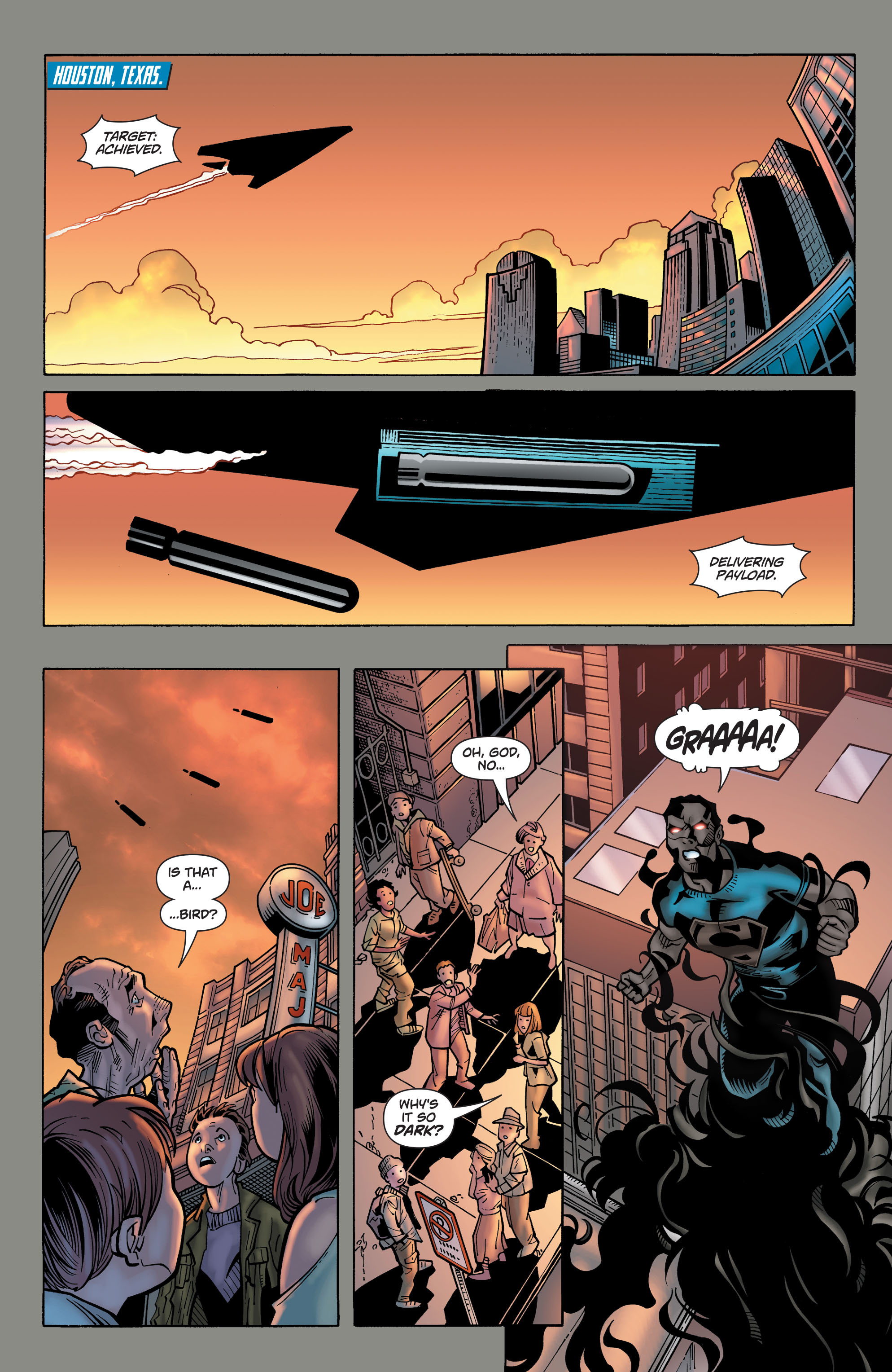 Read online Action Comics (2011) comic -  Issue #47 - 20