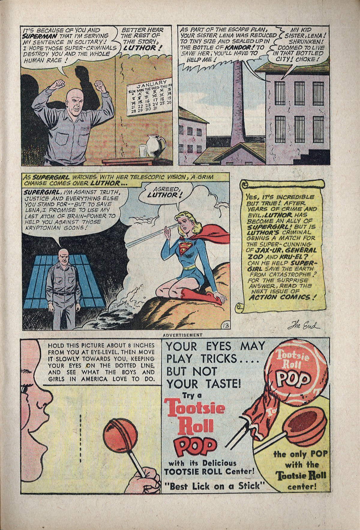 Read online Action Comics (1938) comic -  Issue #297 - 31