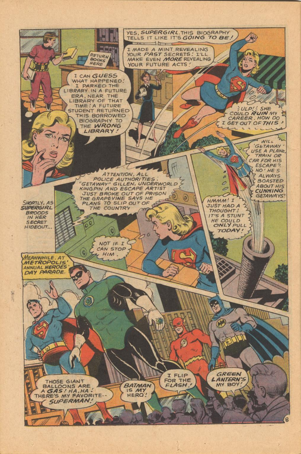 Read online Action Comics (1938) comic -  Issue #371 - 26