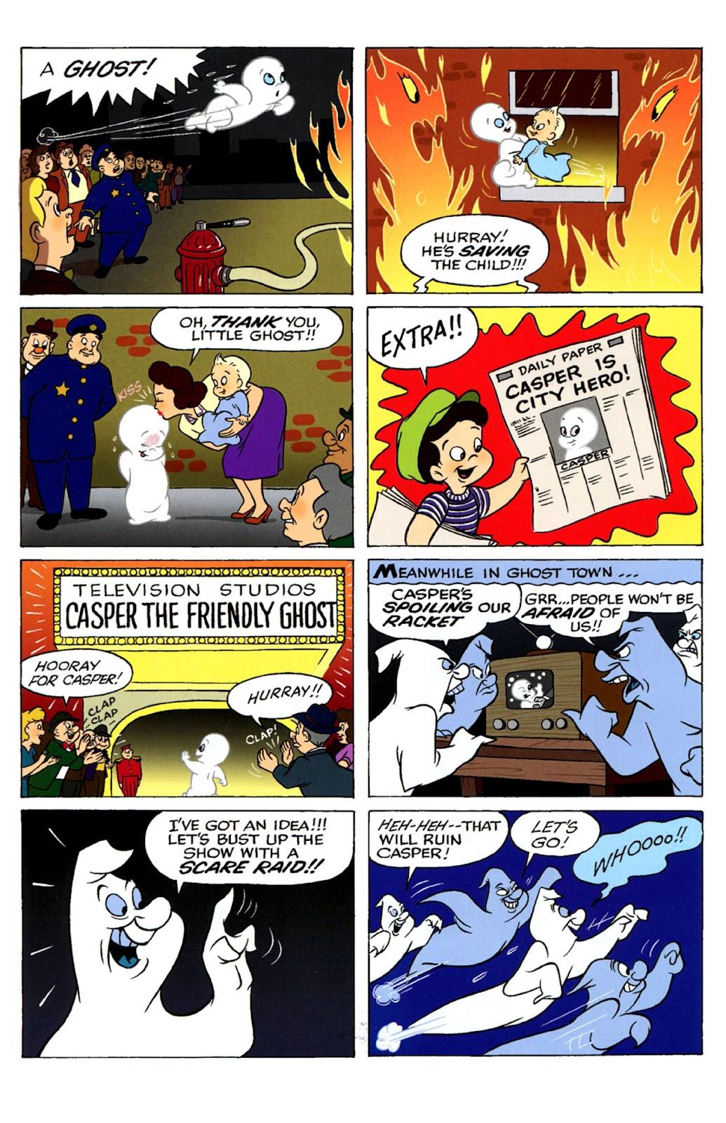 Read online Casper's Scare School comic -  Issue #1 - 24