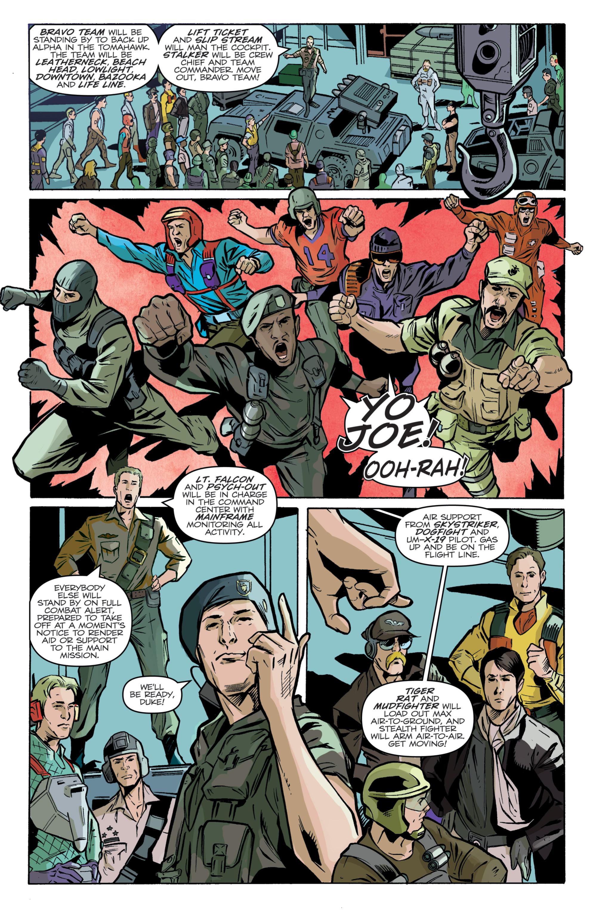 G.I. Joe: A Real American Hero 193 Page 22