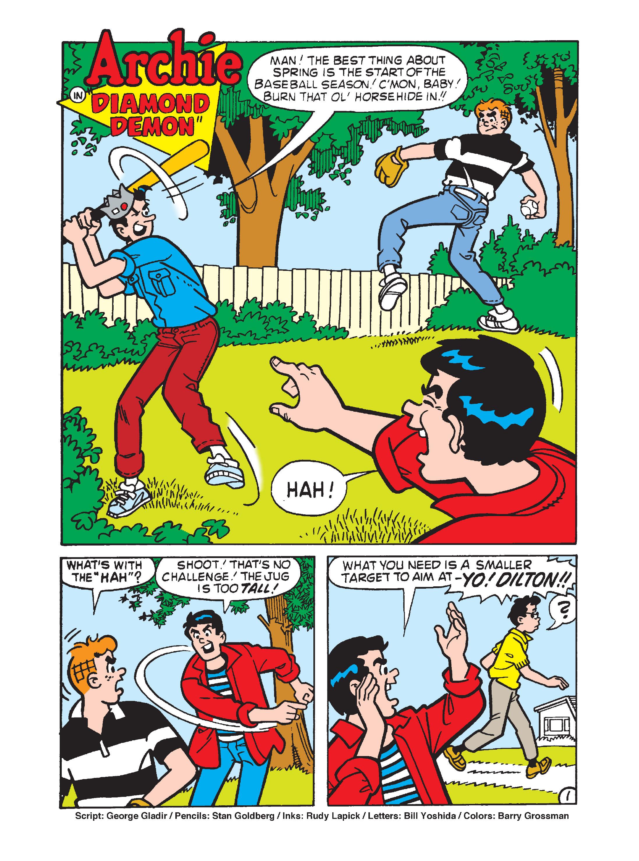 Read online Archie 1000 Page Comics Bonanza comic -  Issue #2 (Part 1) - 57