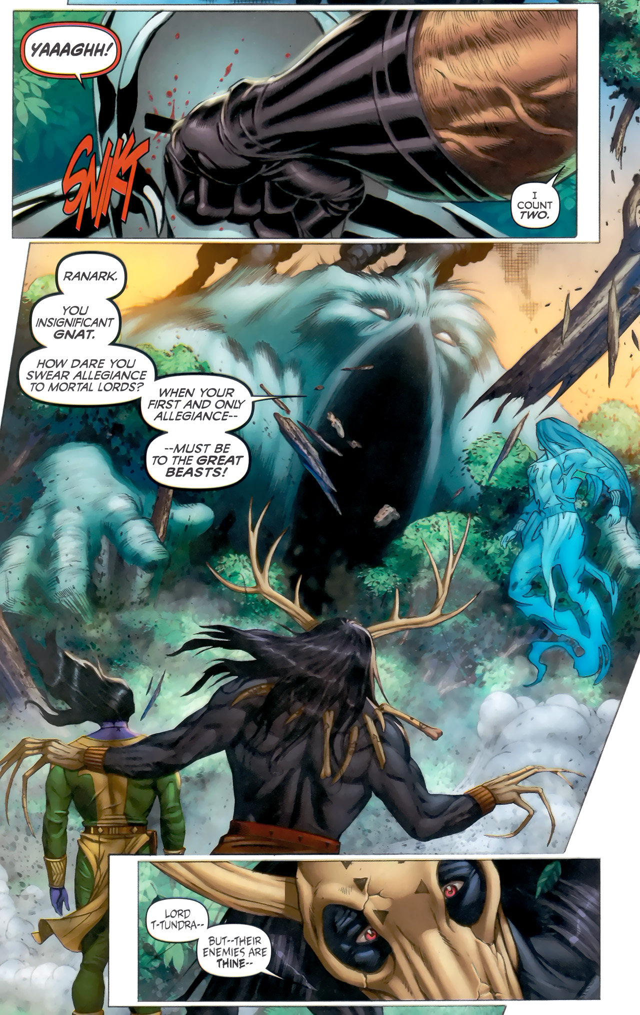 Read online Alpha Flight (2011) comic -  Issue #8 - 10