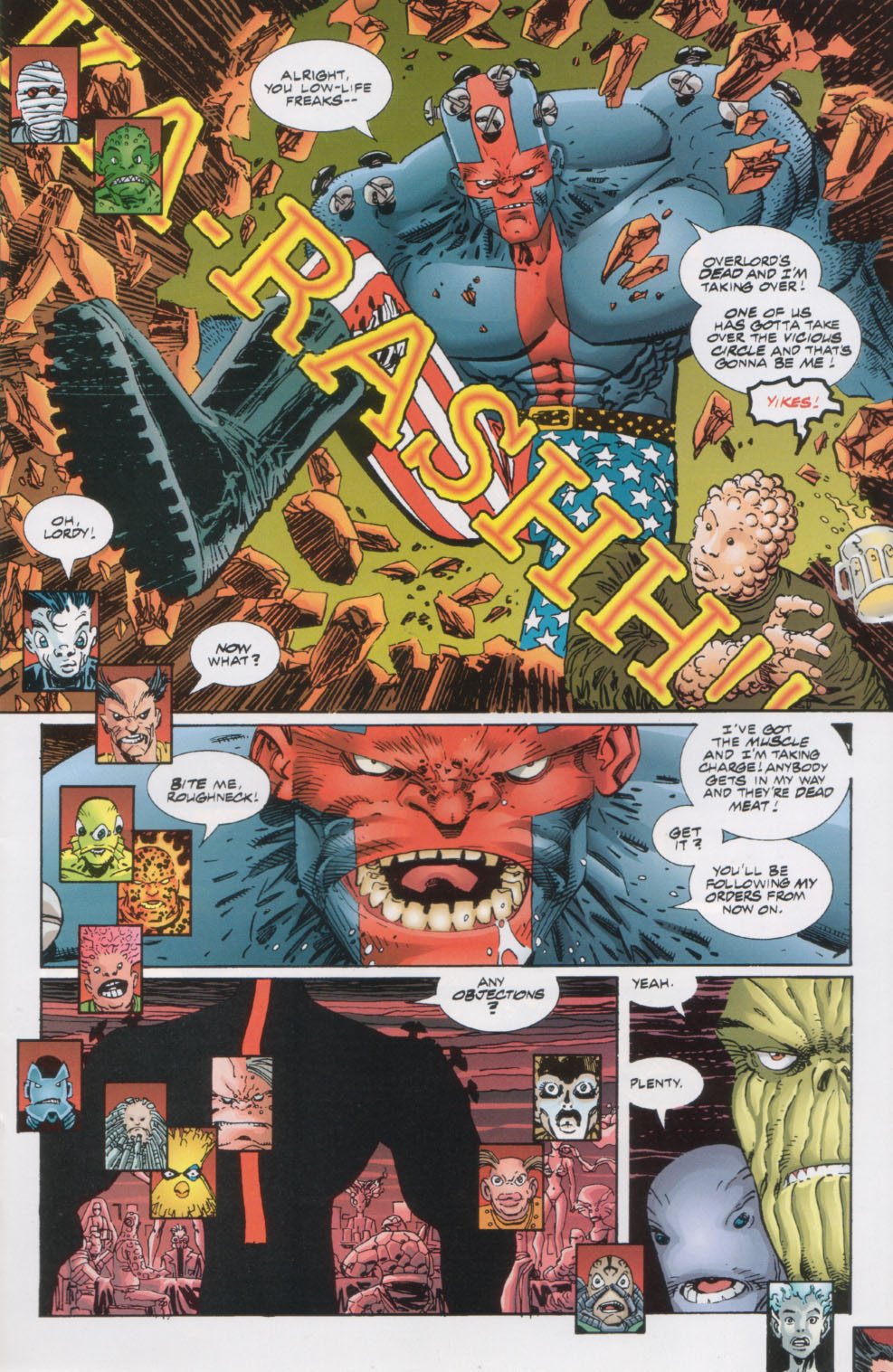 The Savage Dragon (1993) Issue #24 #27 - English 8