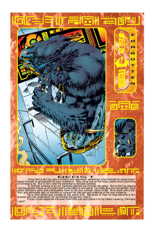 Read online Age of Apocalypse: The Chosen comic -  Issue #Age of Apocalypse: The Chosen Full - 12