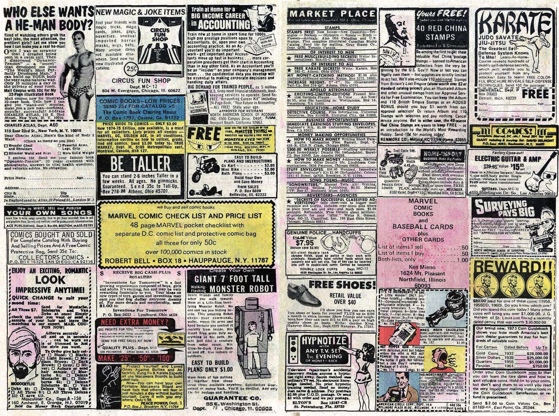 Read online Uncanny X-Men (1963) comic -  Issue #92 - 14