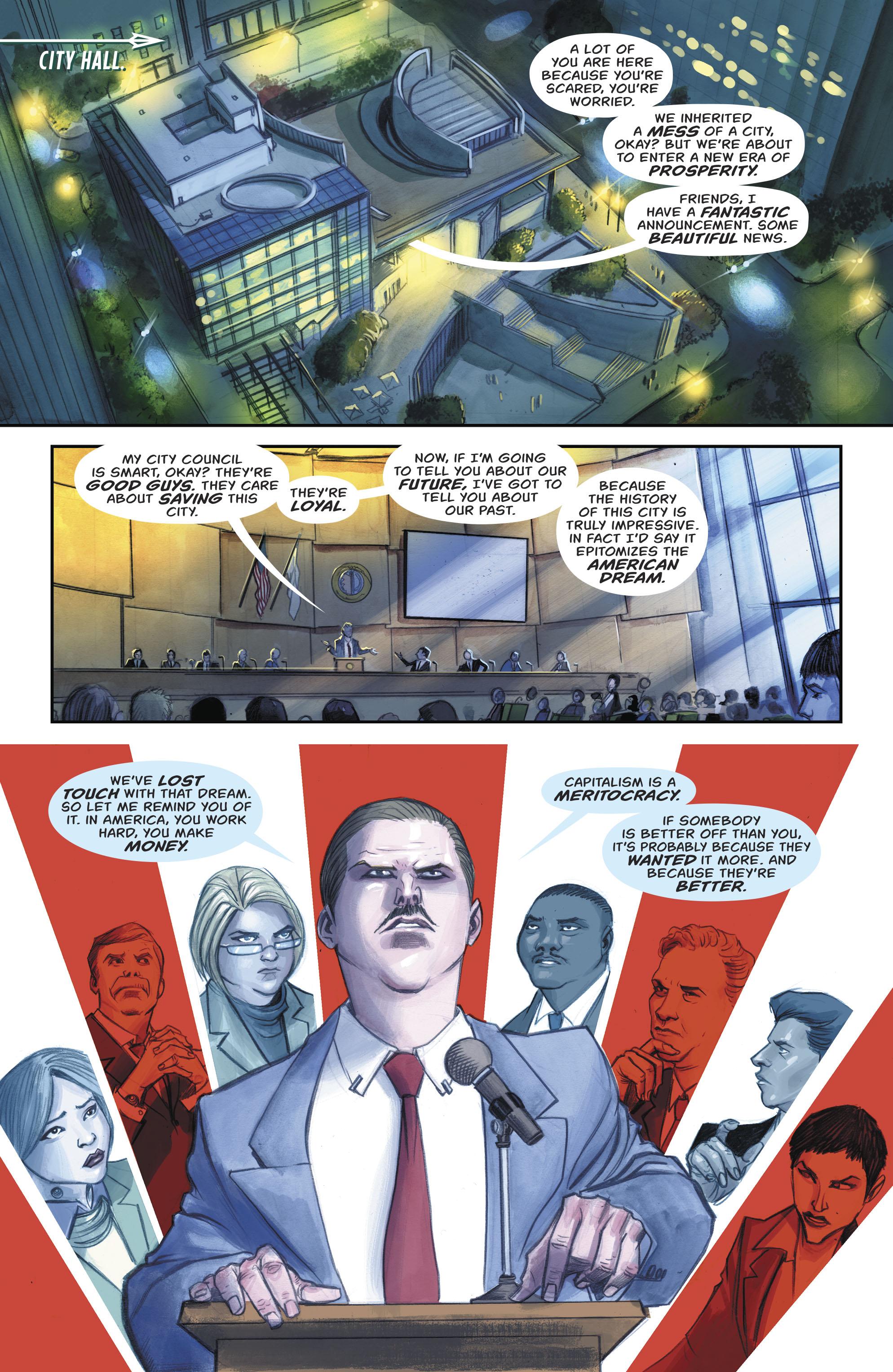 Read online Green Arrow (2016) comic -  Issue #24 - 8