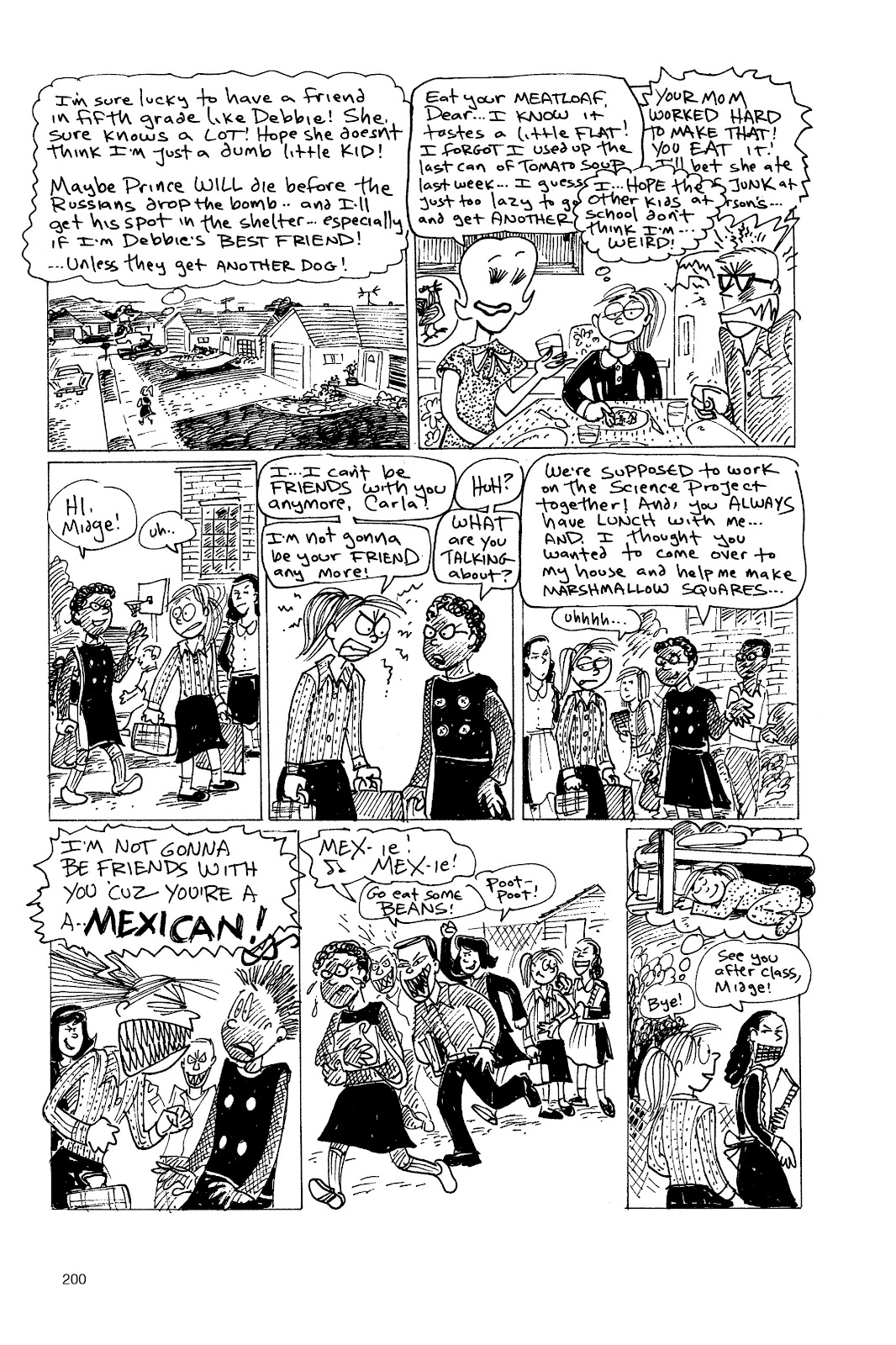 Read online Life's a Bitch: The Complete Bitchy Bitch Stories comic -  Issue # TPB (Part 2) - 96