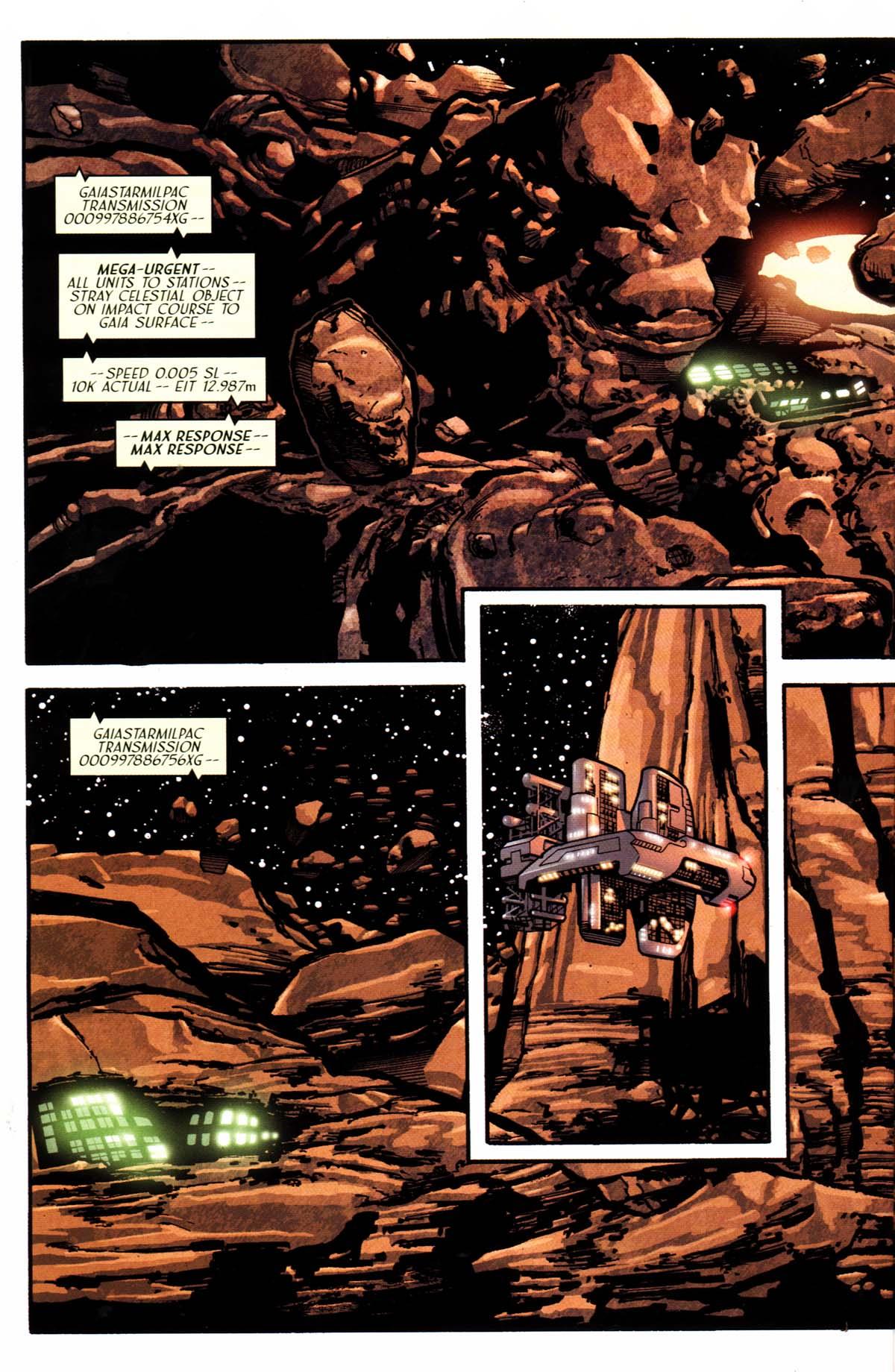 Read online Sigil (2000) comic -  Issue #23 - 4