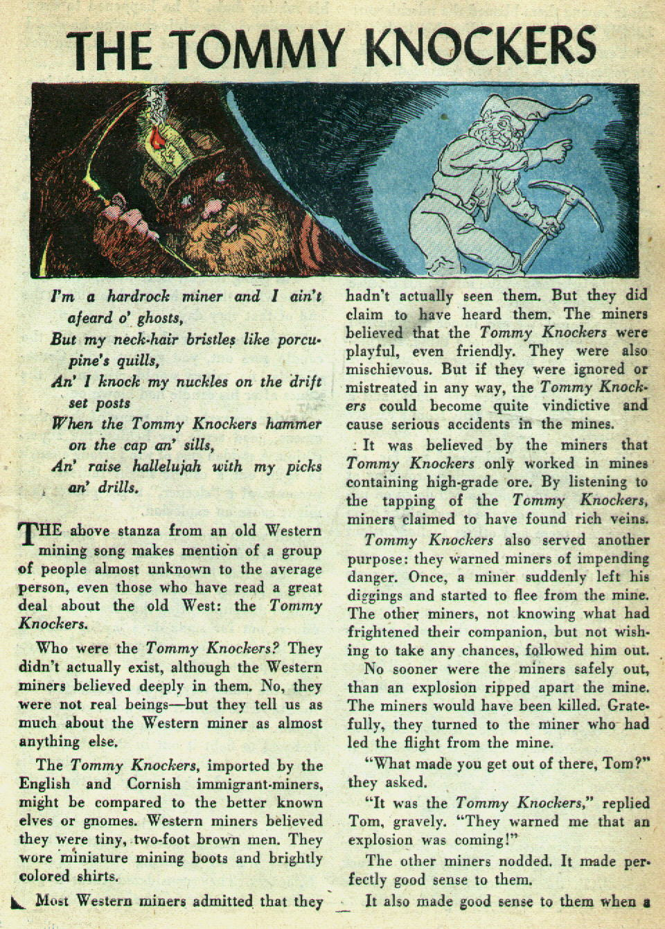 Read online All-Star Western (1951) comic -  Issue #79 - 27