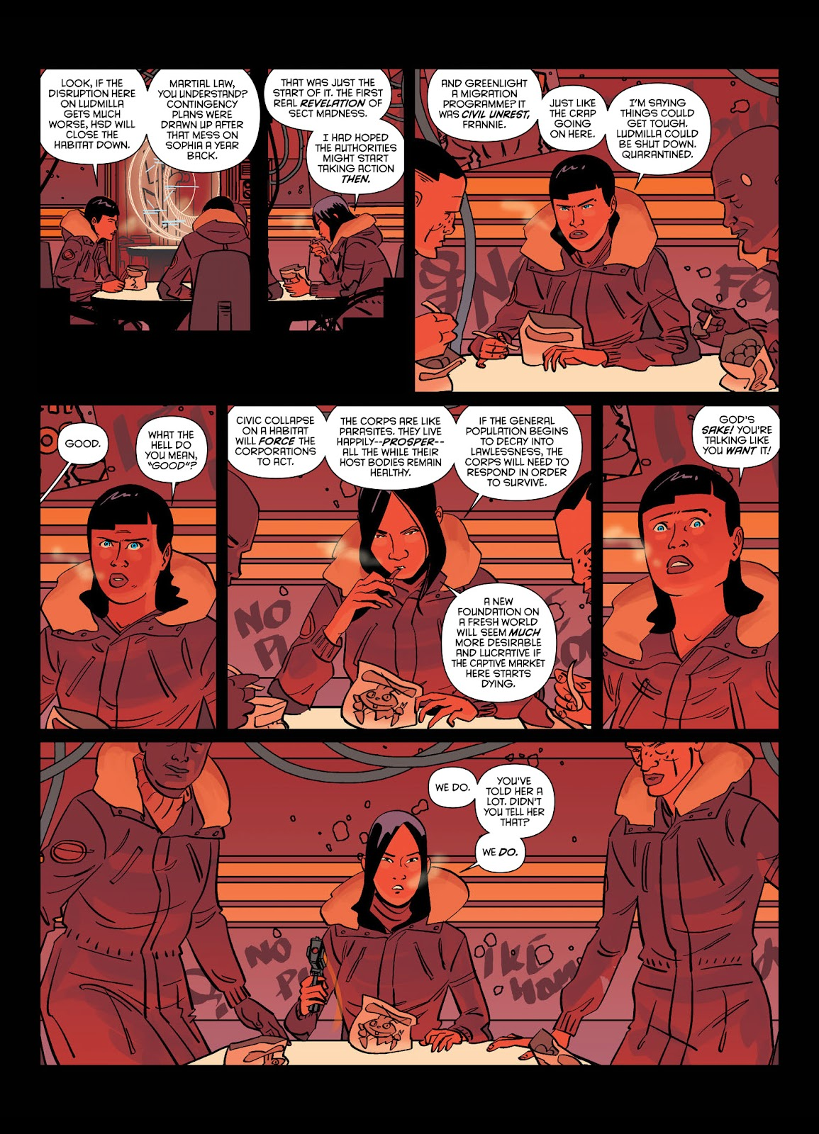 Read online Brink comic -  Issue # TPB 1 - 65