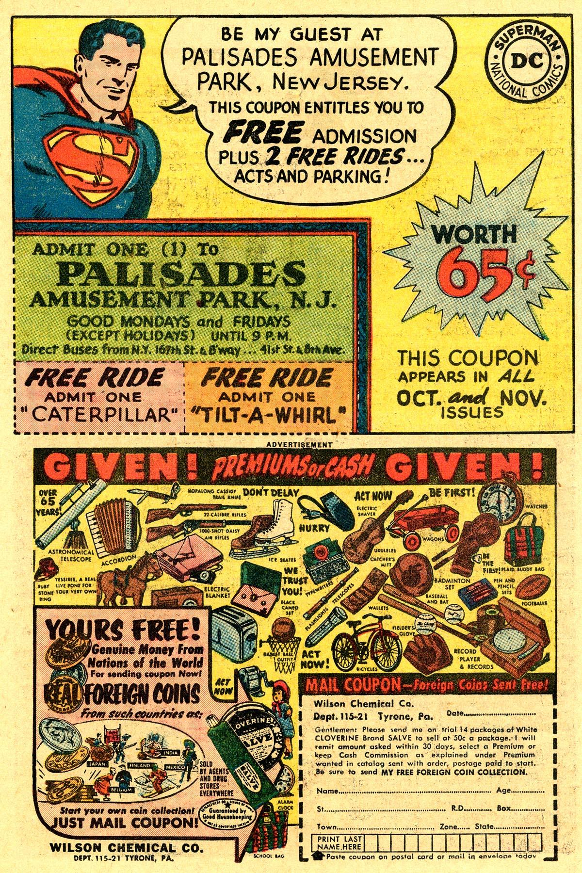 Read online Adventure Comics (1938) comic -  Issue #265 - 23