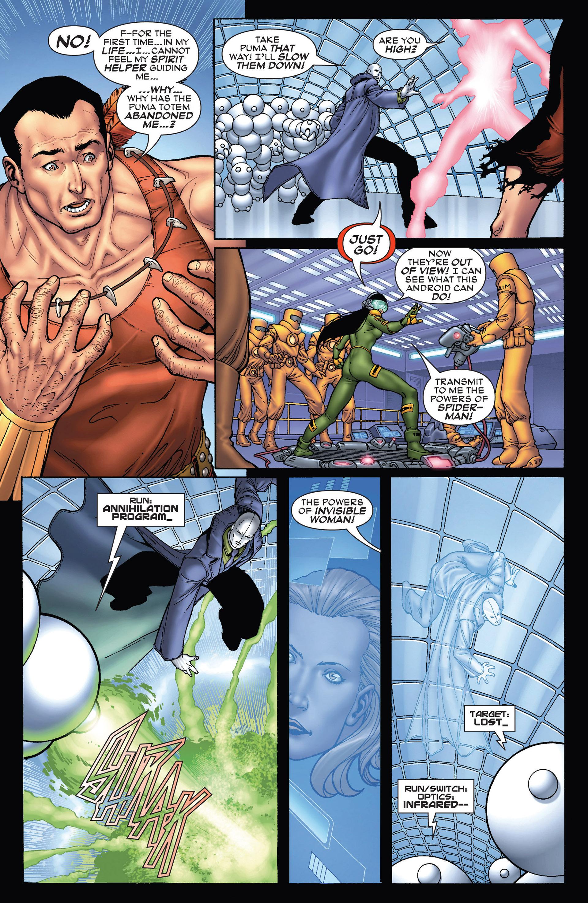 Read online Super-Villain Team-Up/MODOK's 11 comic -  Issue #3 - 21