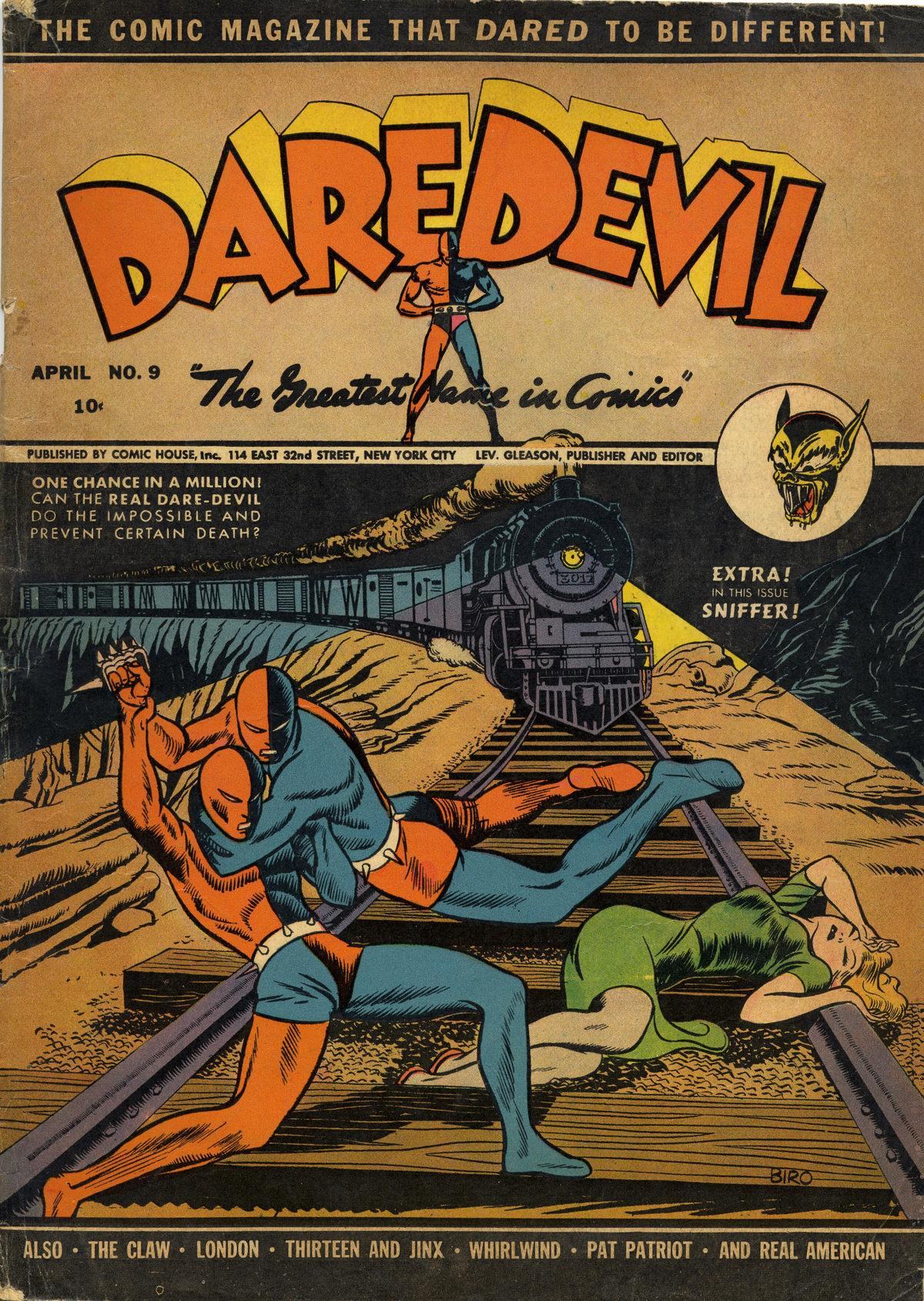 Daredevil (1941) 9 Page 1