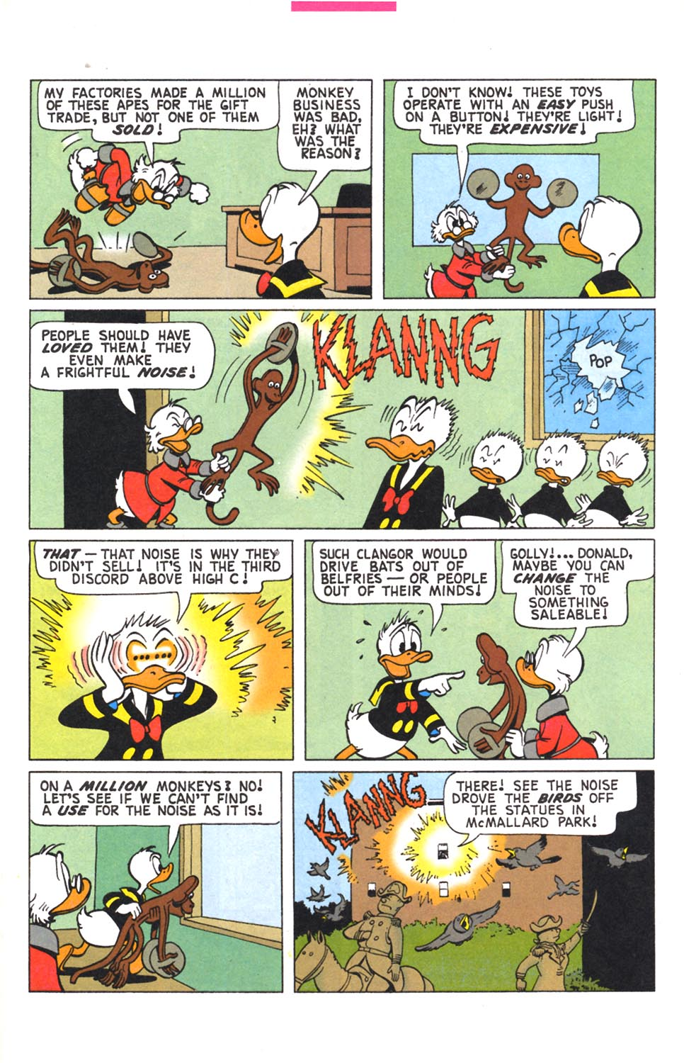 Read online Uncle Scrooge (1953) comic -  Issue #302 - 5