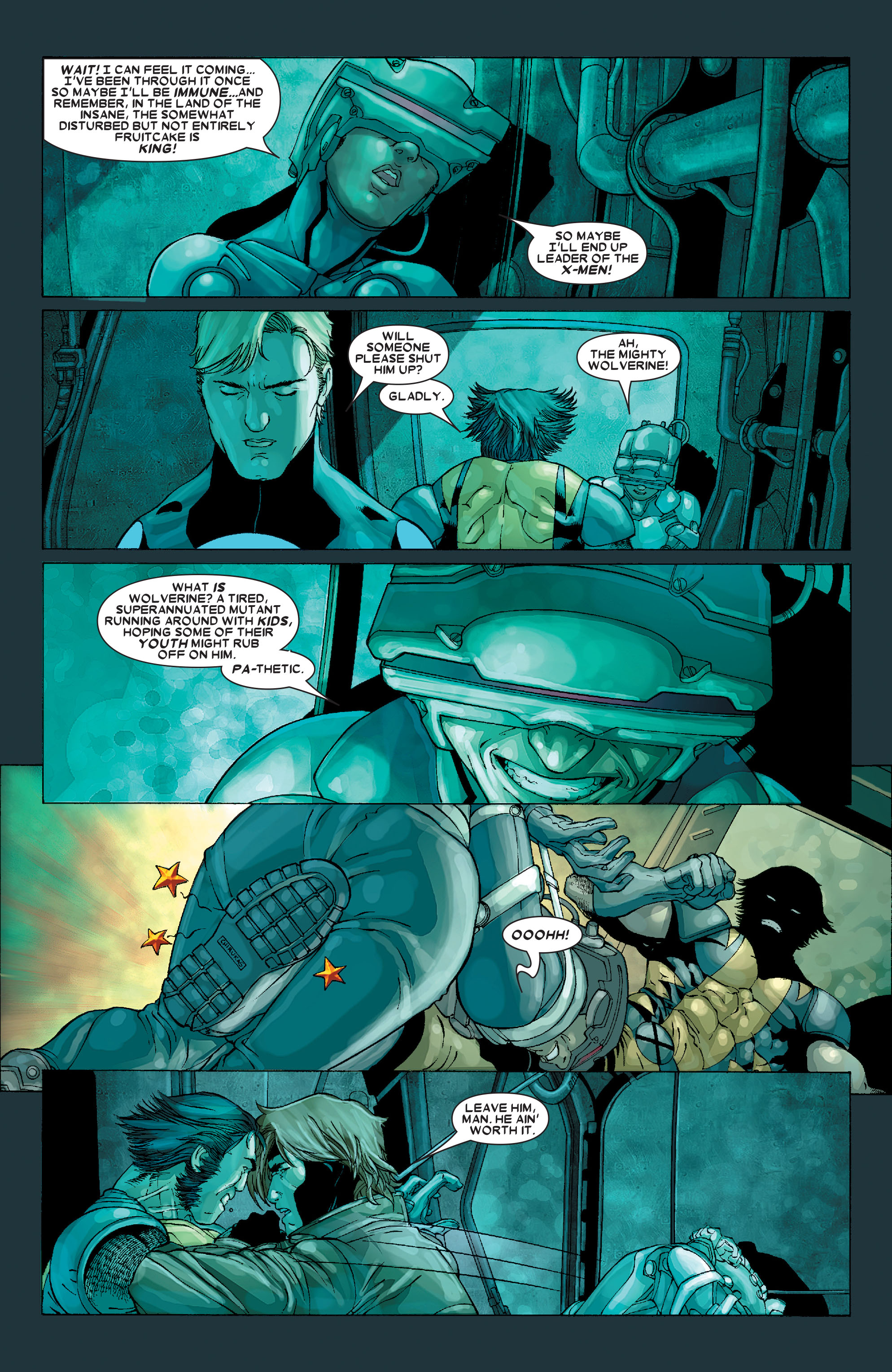 X-Men (1991) 168 Page 18