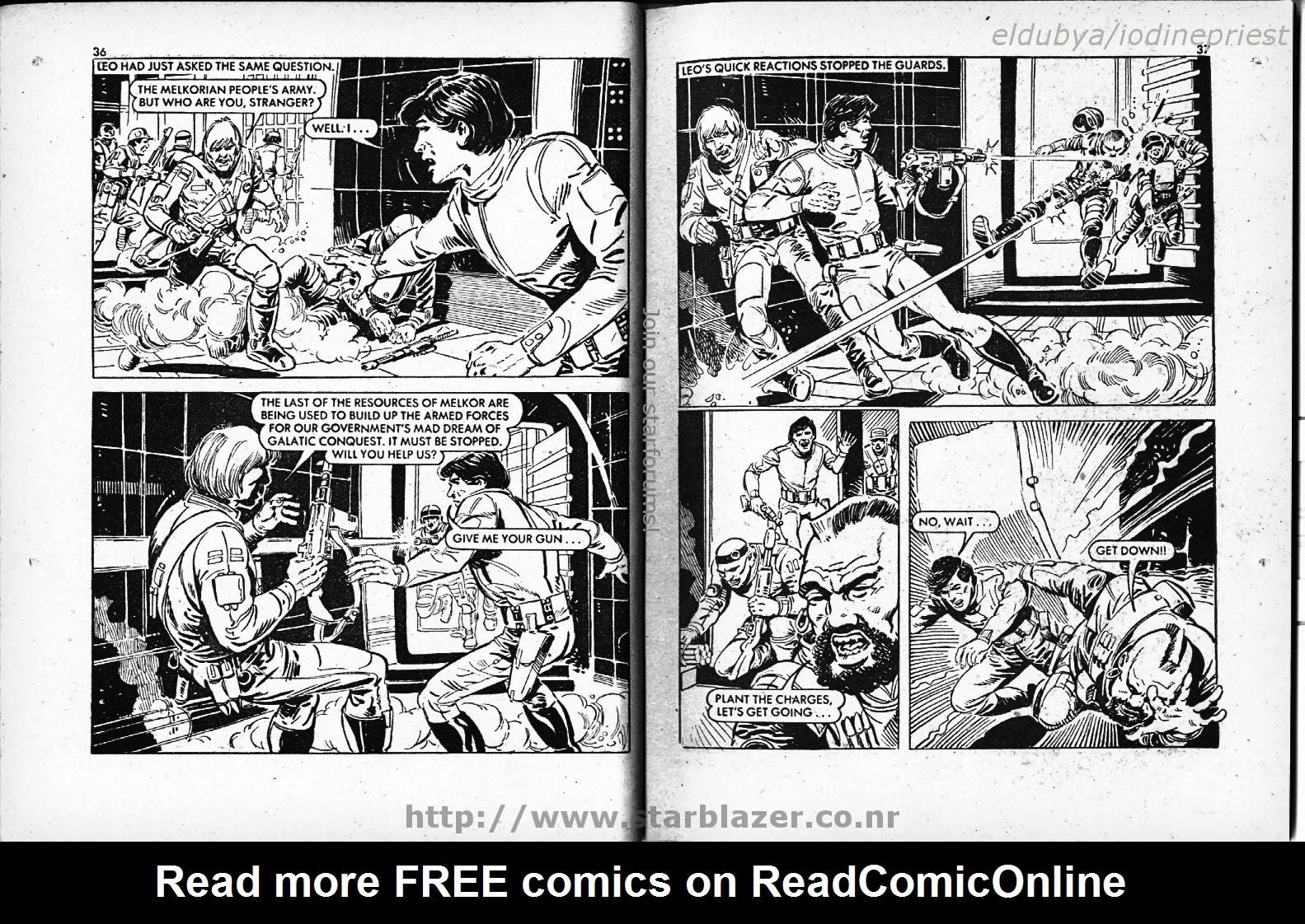 Starblazer issue 73 - Page 20