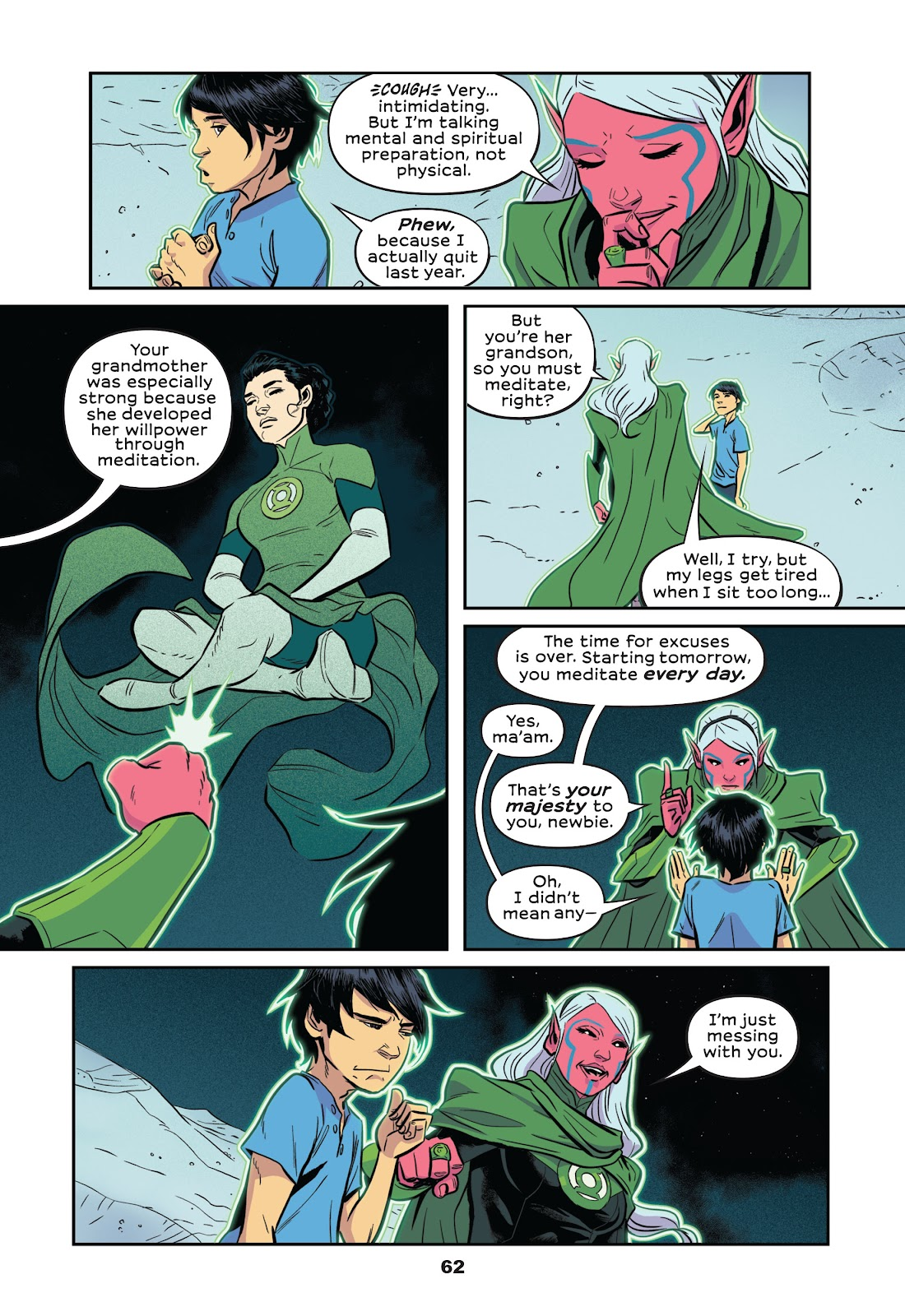 Read online Green Lantern: Legacy comic -  Issue # TPB - 60