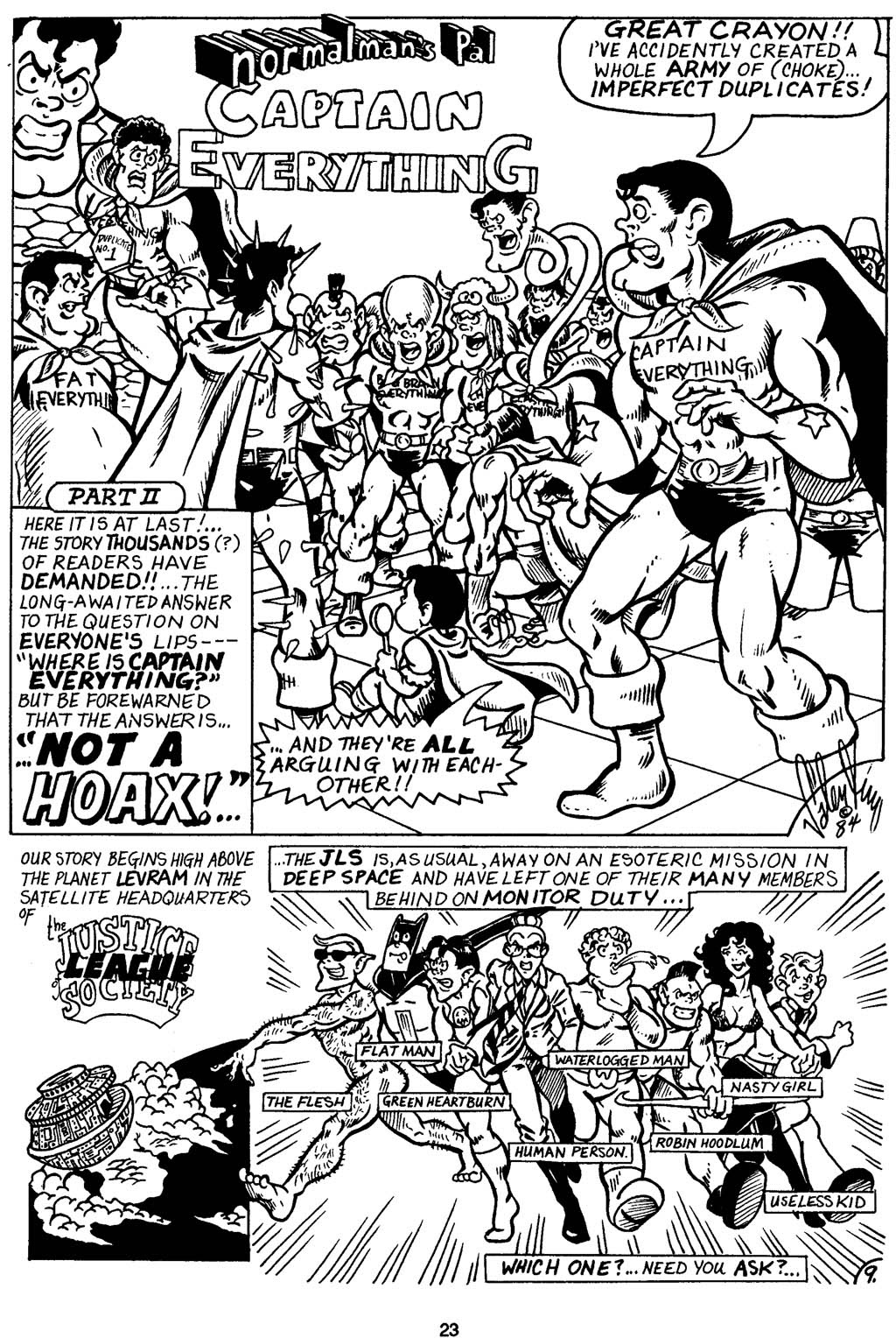 Read online Normalman - The Novel comic -  Issue # TPB (Part 1) - 28