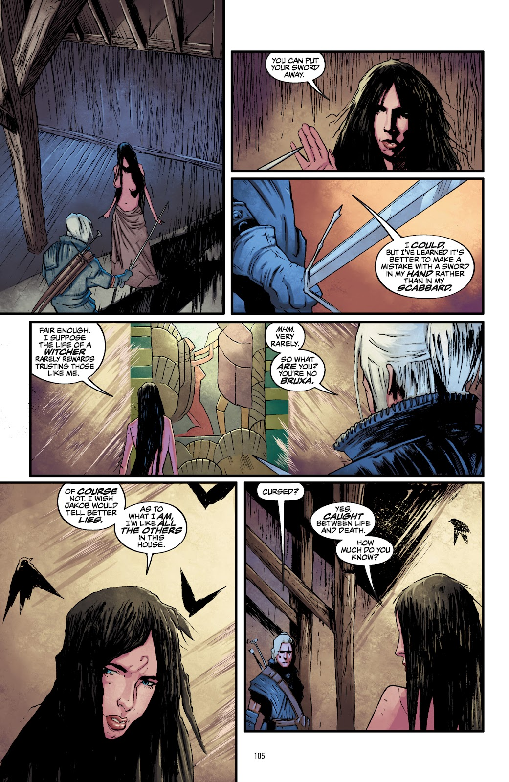 Read online The Witcher Omnibus comic -  Issue # TPB (Part 2) - 8