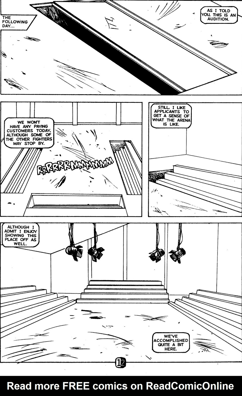 Robotech MechAngel issue 1 - Page 16