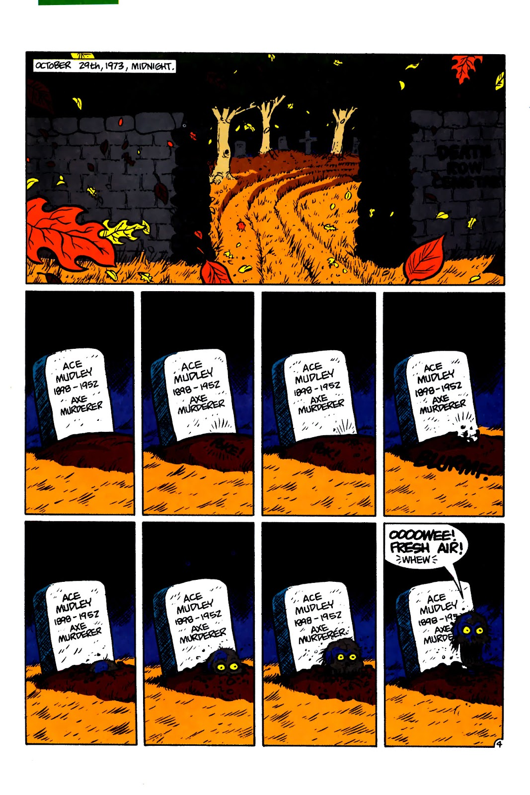 Ralph Snart Adventures (1988) issue 16 - Page 6