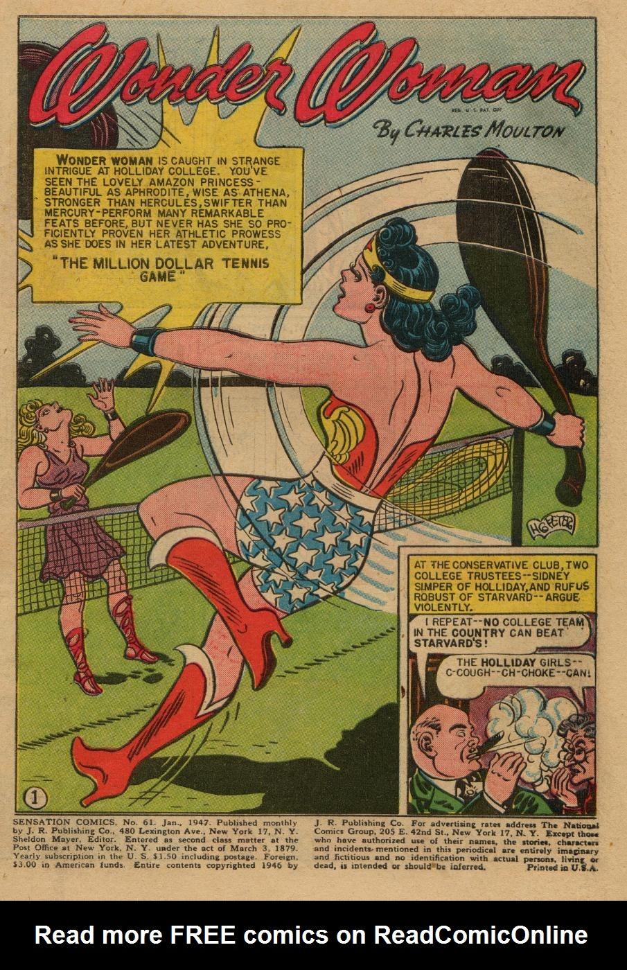 Read online Sensation (Mystery) Comics comic -  Issue #61 - 3