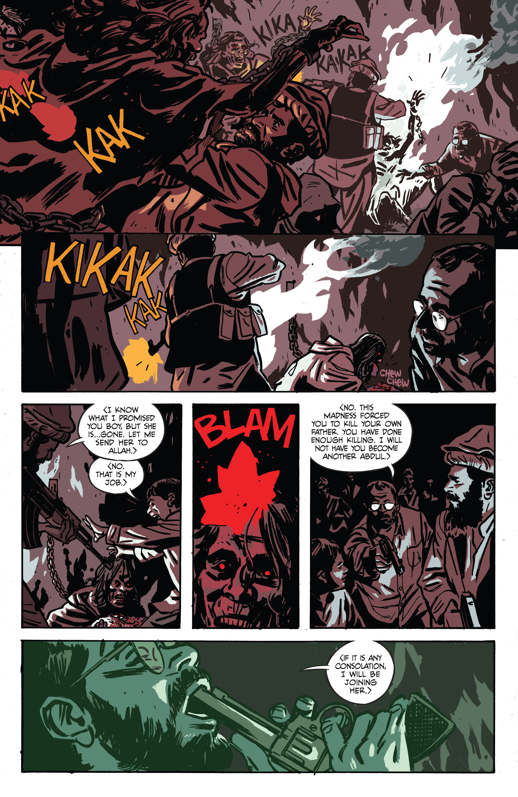Read online Graveyard of Empires comic -  Issue # TPB - 104
